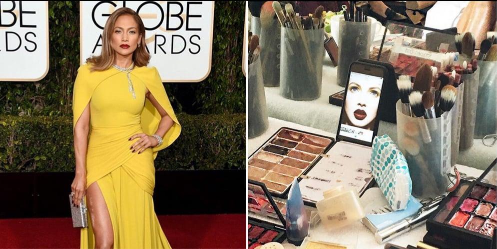 Jennifer Lopez Golden Globes 2016