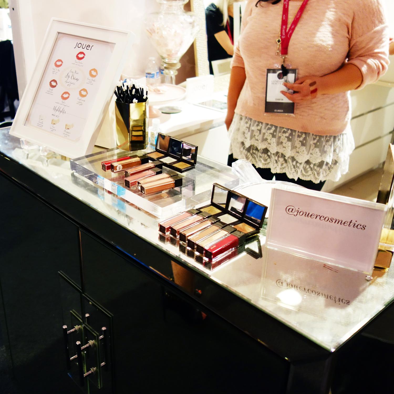 Marisa Robinson Makeup Artist Generation Beauty by Ipsy 2016 Jouer