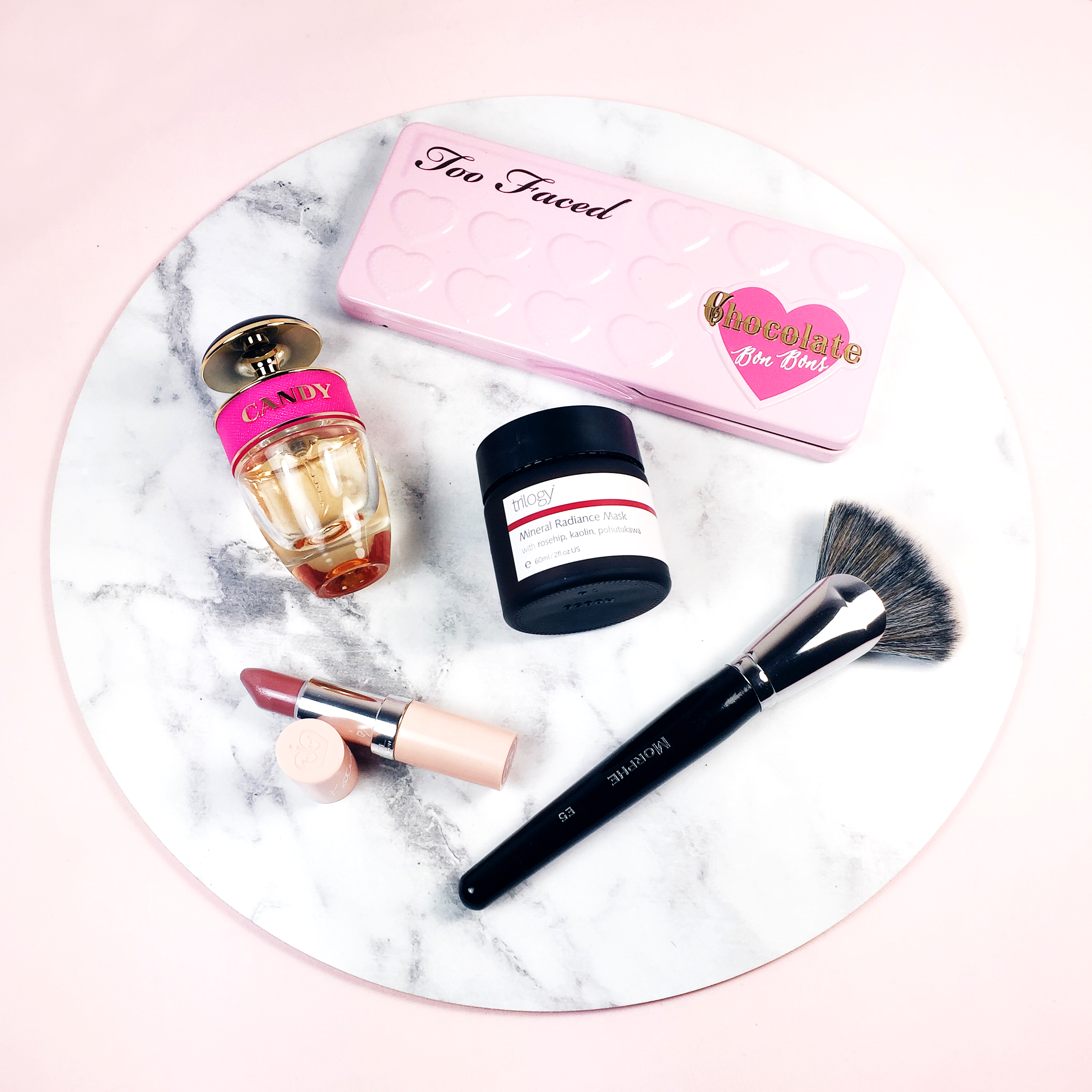 Marisa Robinson Makeup Artist February Favourites