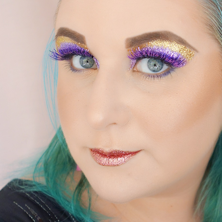 Get The Look Mardi Gras Glitter Glam