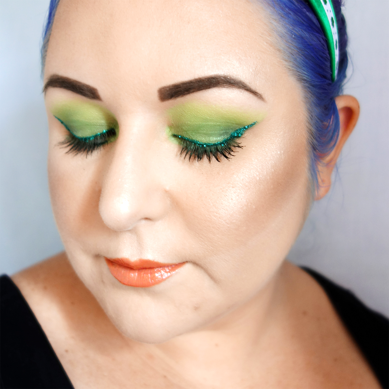 Marisa Robinson Makeup Artist St Patrick's Day