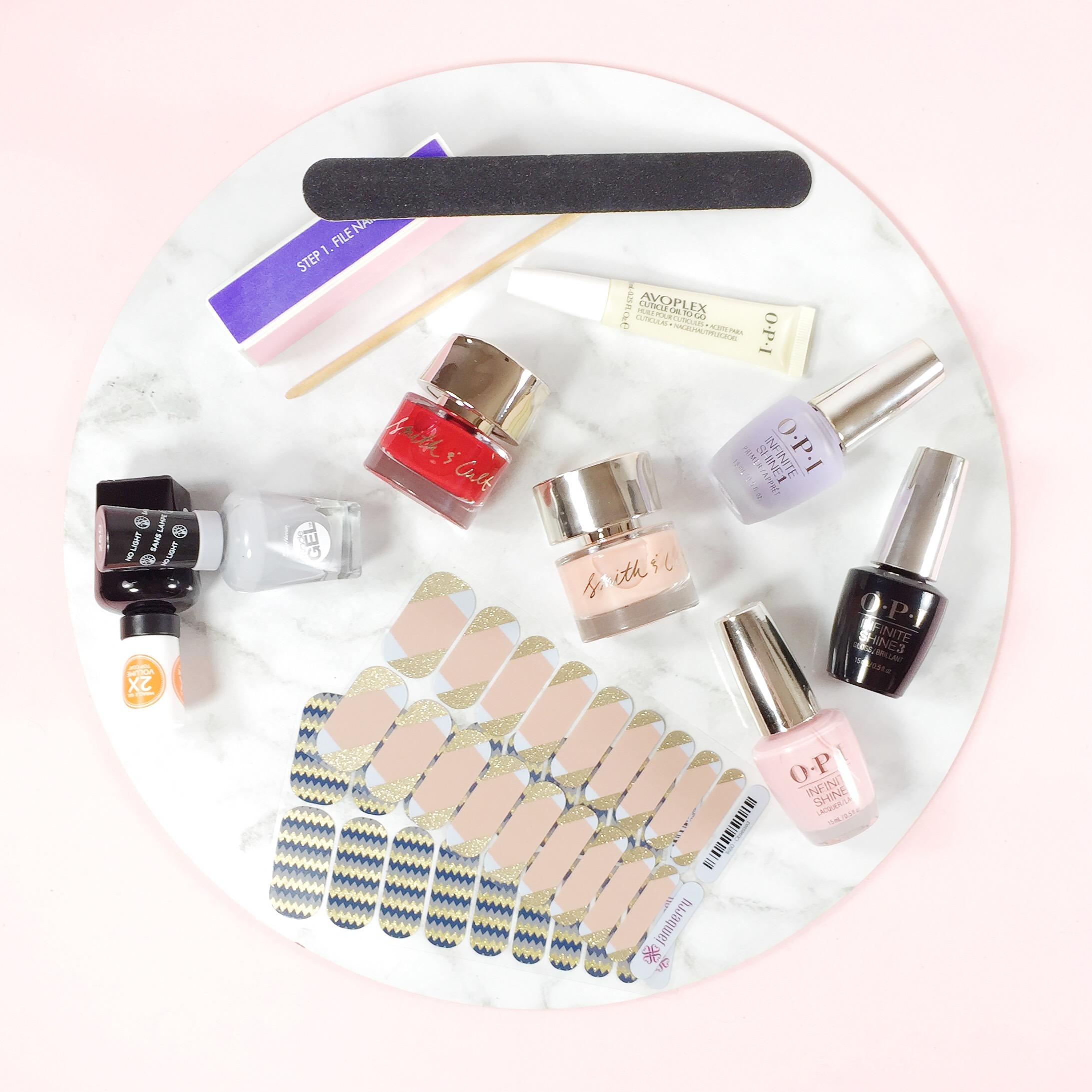 Marisa Robinson Makeup Artist DIY Manicure