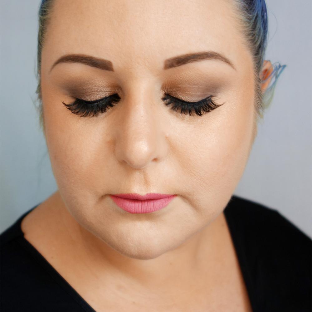 Marisa Robinson Makeup Artist Smokey Eye Surprise