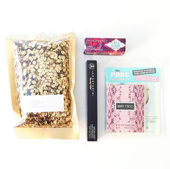 Marisa Robinson Makeup Artist Shop and Box
