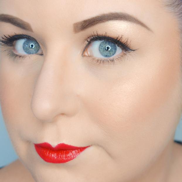 Marisa Robinson Makeup Artist Perfect Red Lip