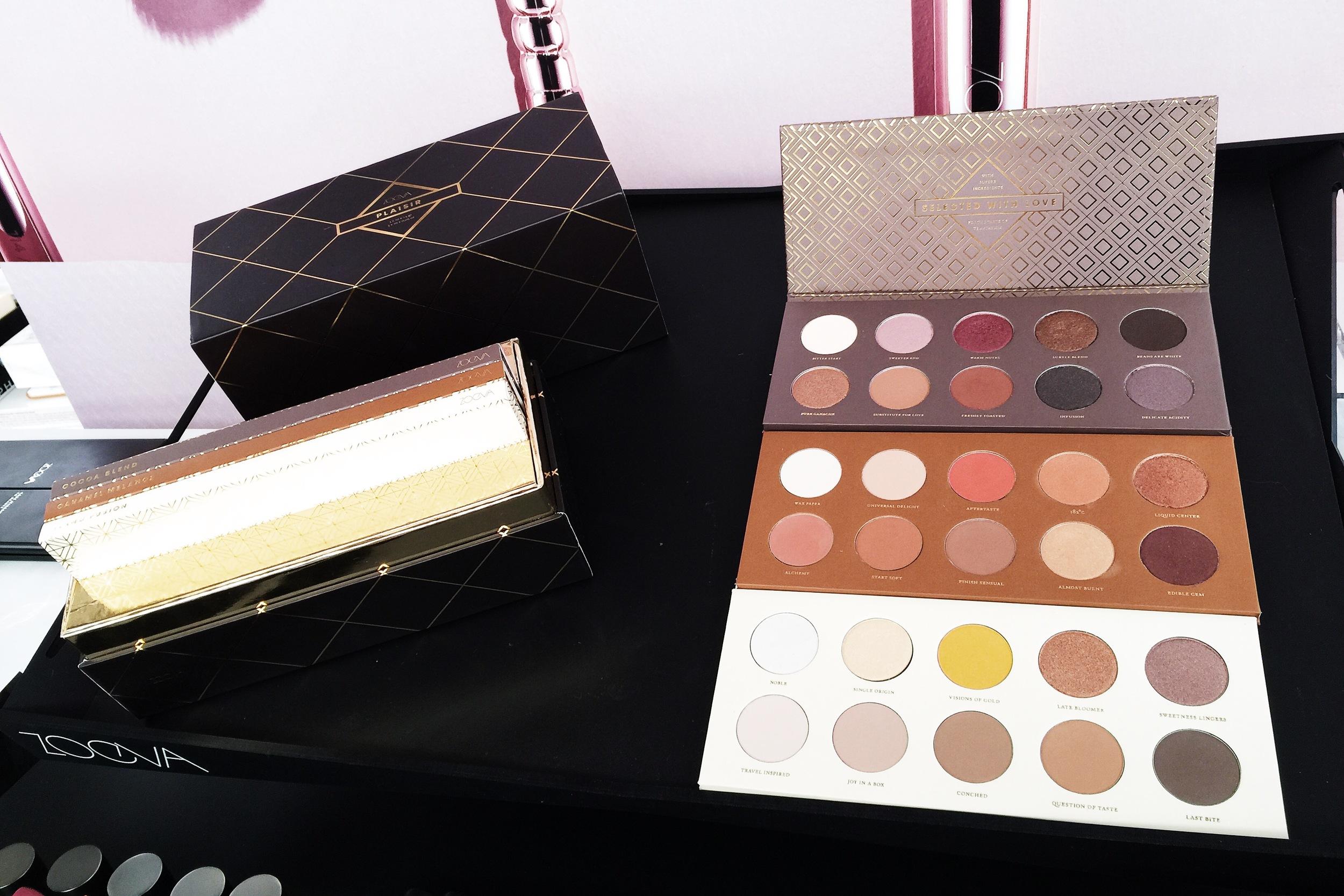 Marisa Robinson Makeup Artist Sephora Showcase Zoeva Holiday Set