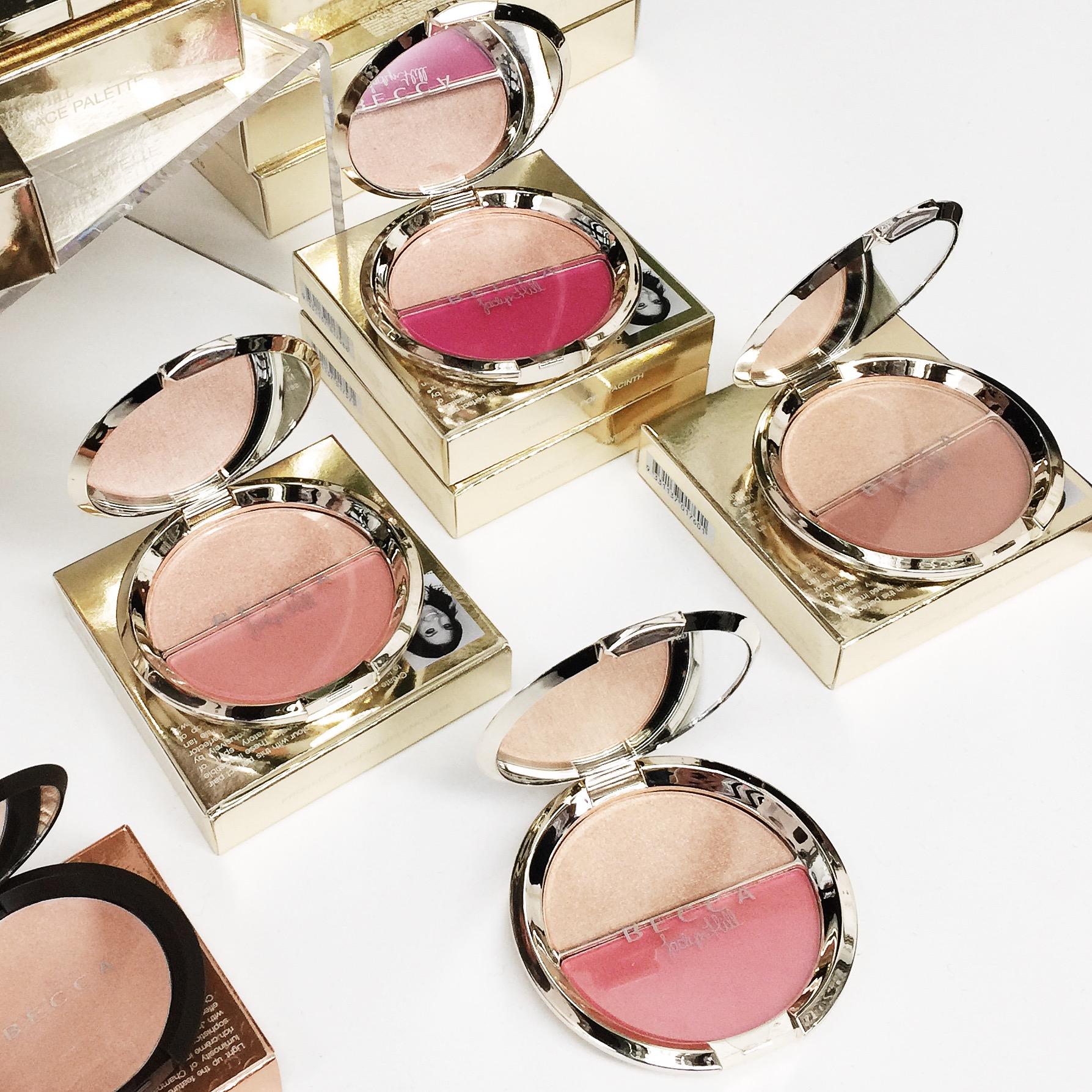 Marisa Robinson Makeup Artist Sephora Showcase Becca Cosmetics Champagne Glow Jaclyn Hill
