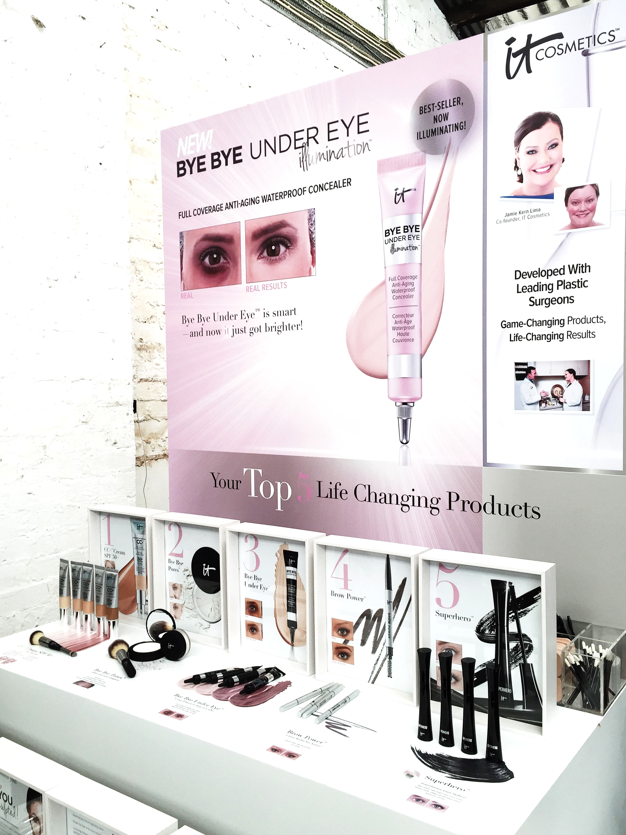 Marisa Robinson Makeup Artist Sephora Showcase It Cosmetics