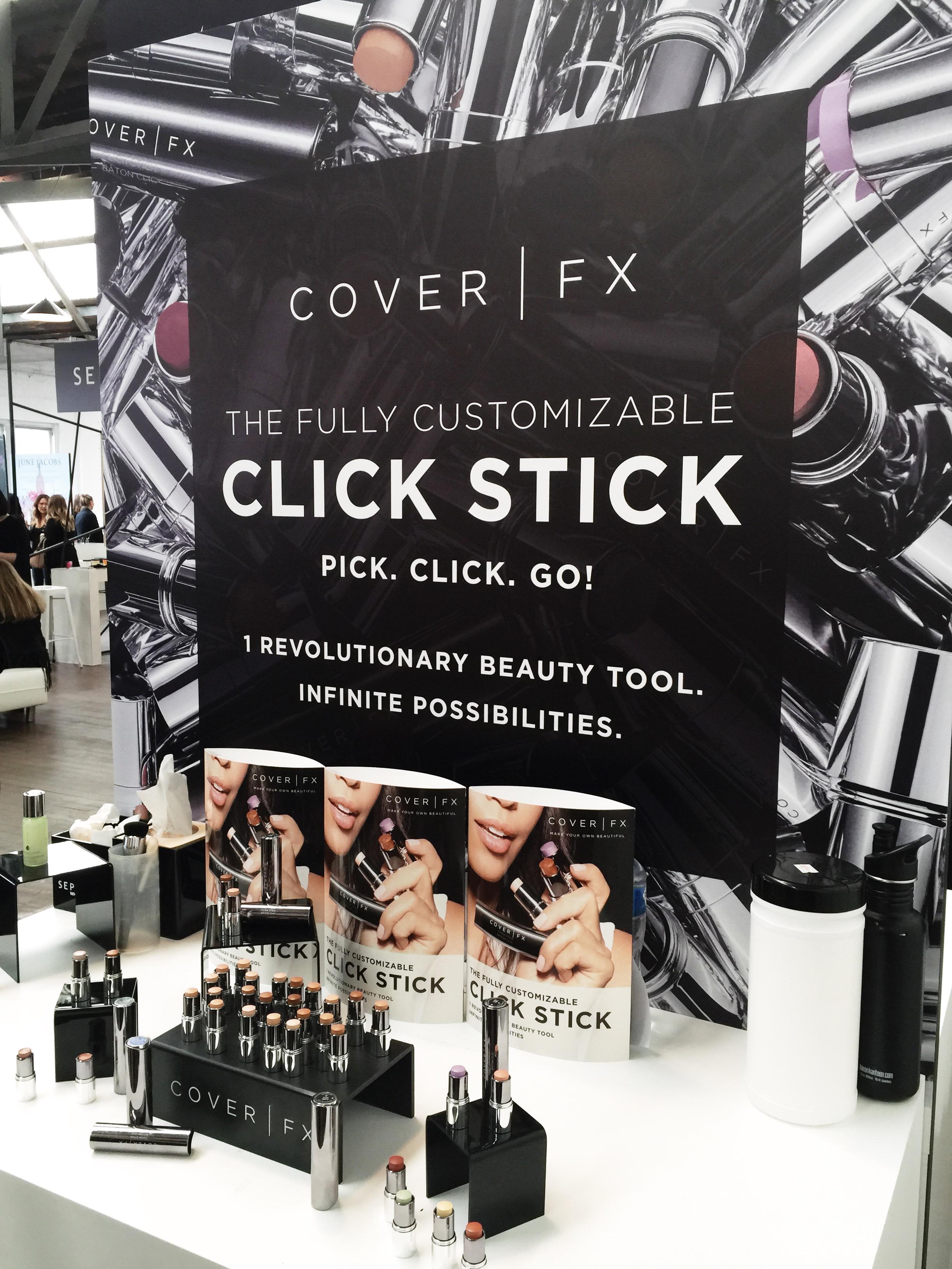 Marisa Robinson Makeup Artist Sephora Showcase Cover FX