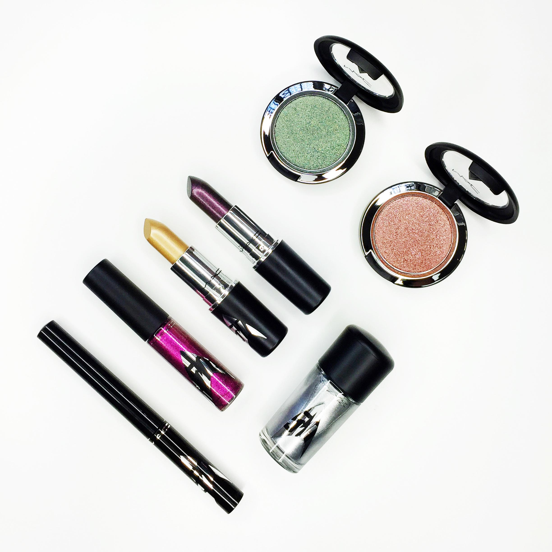 Marisa Robinson Makeup Artist MAC Cosmetics Star Trek Collection
