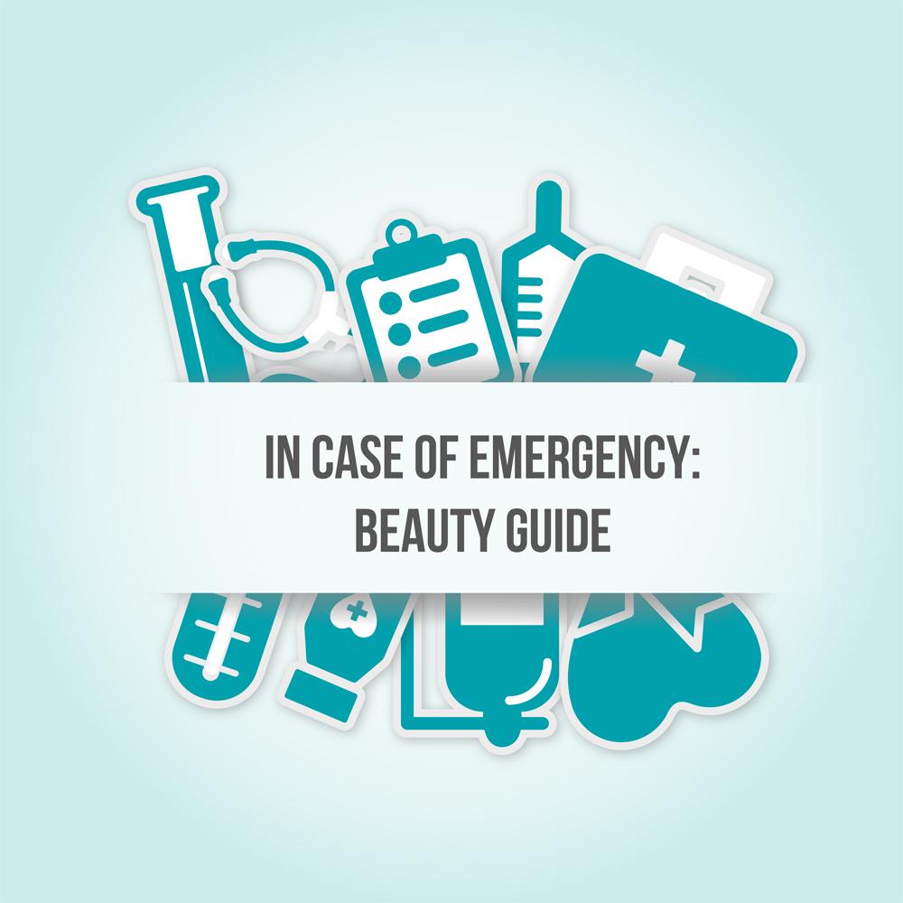 Marisa Robinson Makeup Artist Beauty Guide In Case Of Emergency