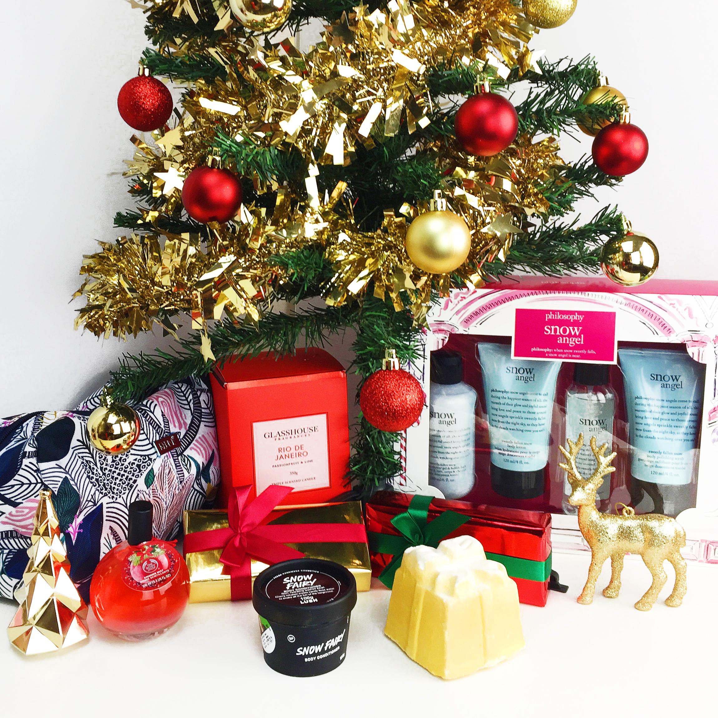 Marisa Robinson Makeup Artist 2016 Holiday Gift Guide
