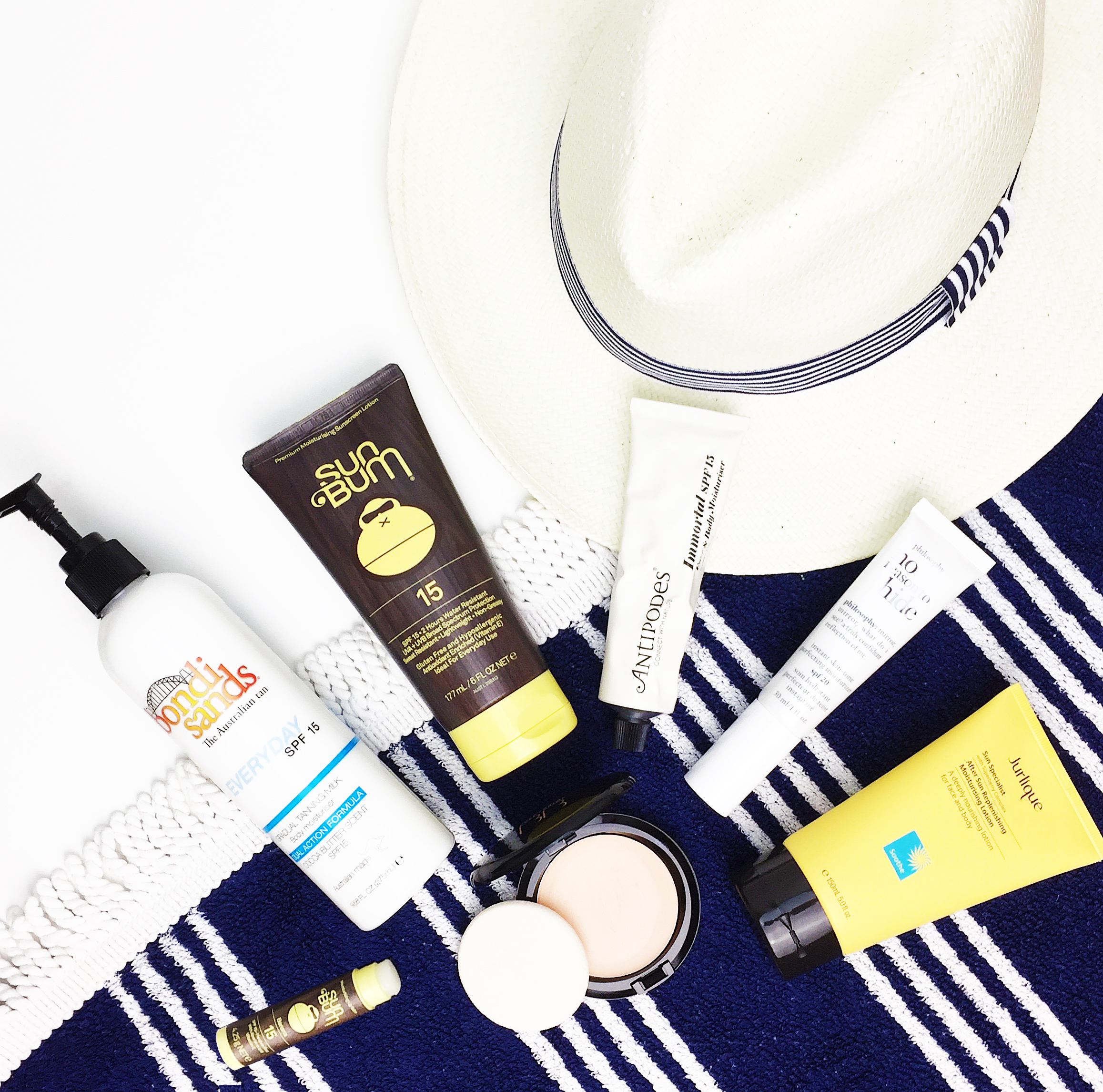 Marisa Robinson Beauty Blogger Summer Skin Part 3 Protect The Skin You're In