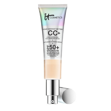 Marisa Robinson Beauty Blogger Summer Skin Part 3 Protect The Skin You're In IT Cosmetics Your Skin But Better CC Cream with SPF 50+