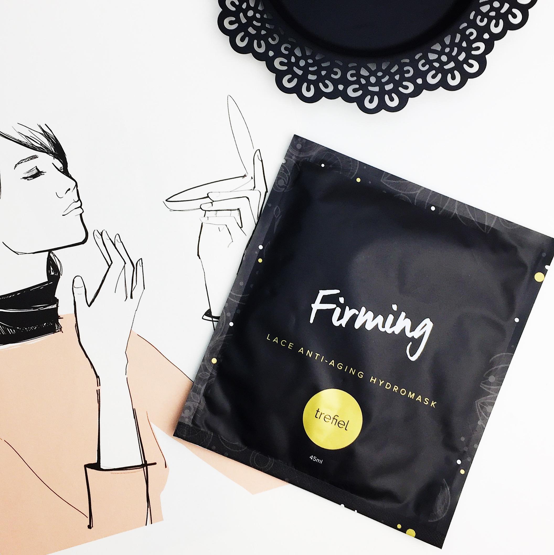 Marisa Robinson Beauty Blogger Trefiel Sheet Mask Review