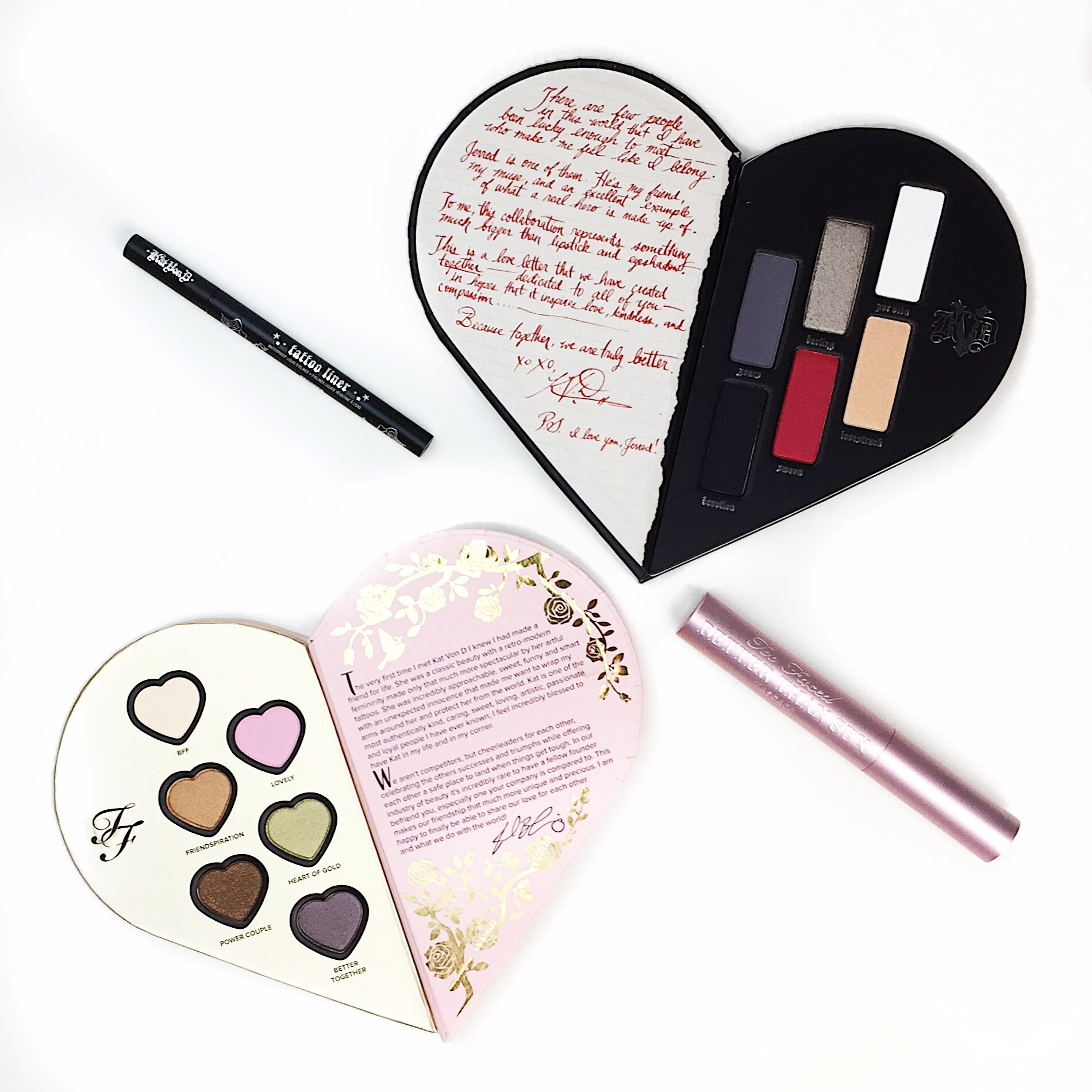 Marisa Robinson Beauty Blogger Believe The Hype Kat Von D x Too Faced Better Together Collection Review and Swatches