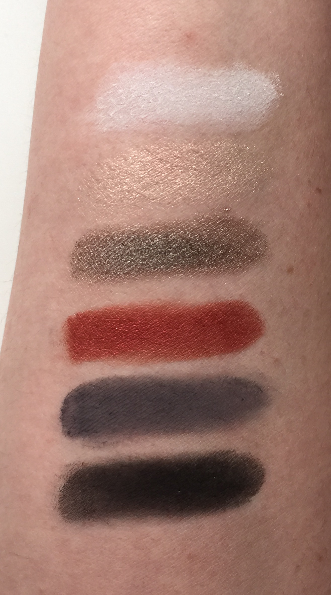 Believe The Hype: Kat Von D Better Together Collection Swatches - Natural Light