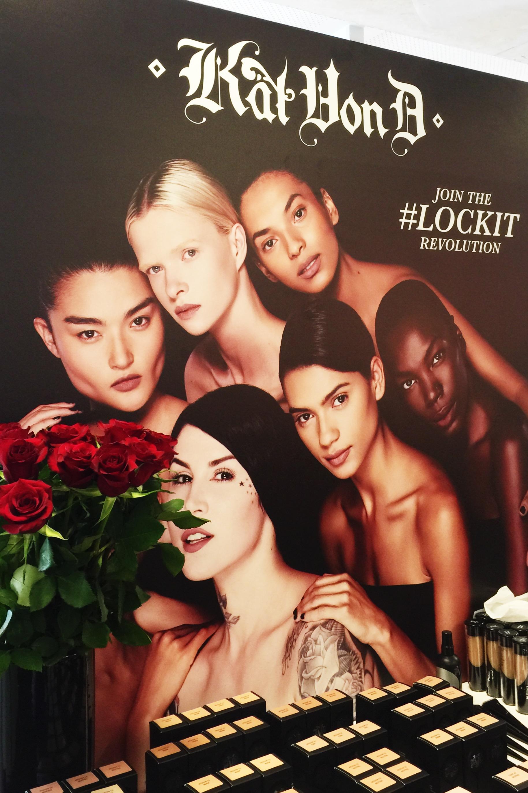 Marisa Robinson Beauty Blogger Sephora Exclusive Brands Showcase 2017 Kat Von D Beauty