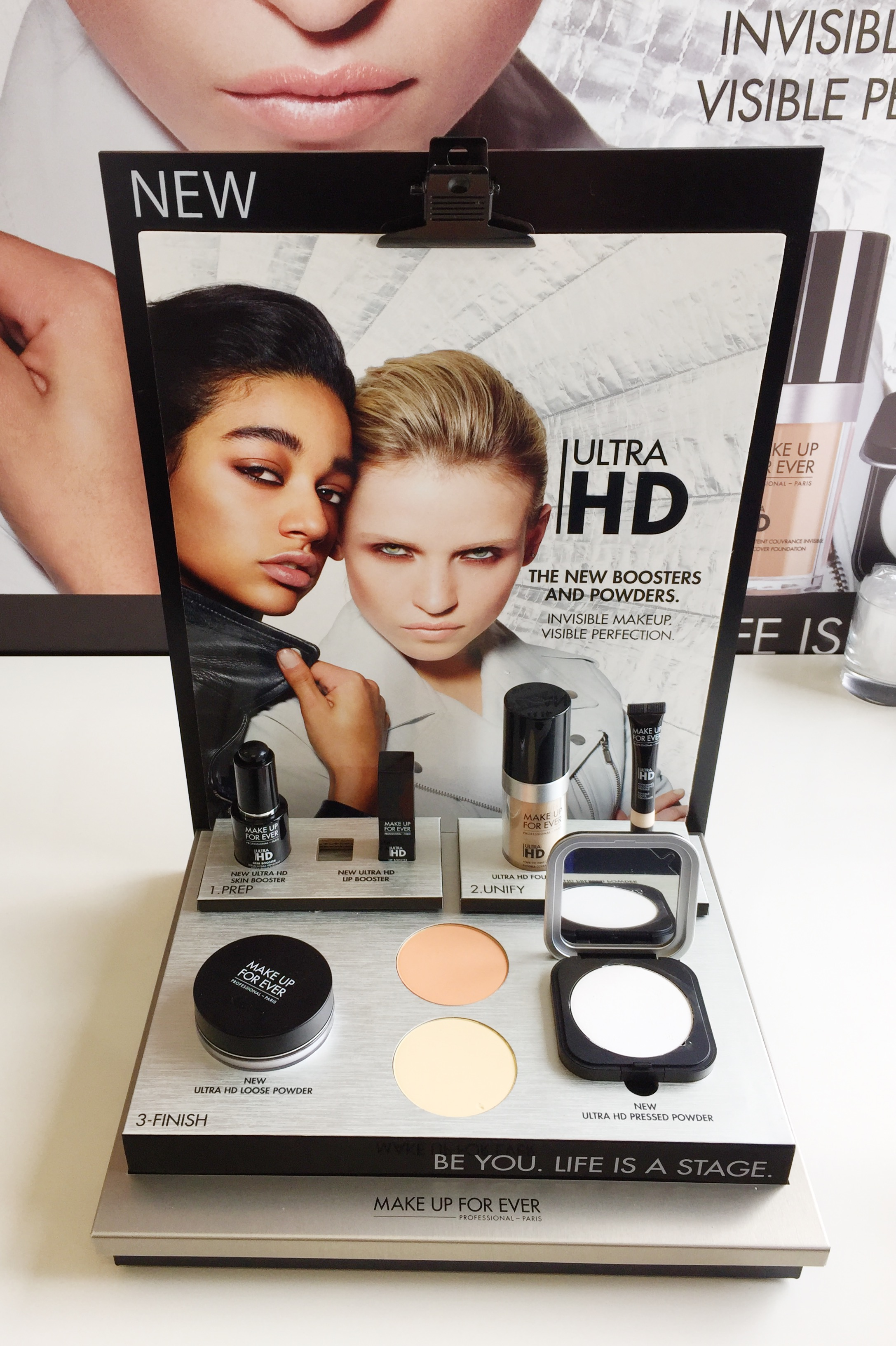 Marisa Robinson Beauty Blogger Sephora Exclusive Brands Showcase 2017 Make Up For Ever