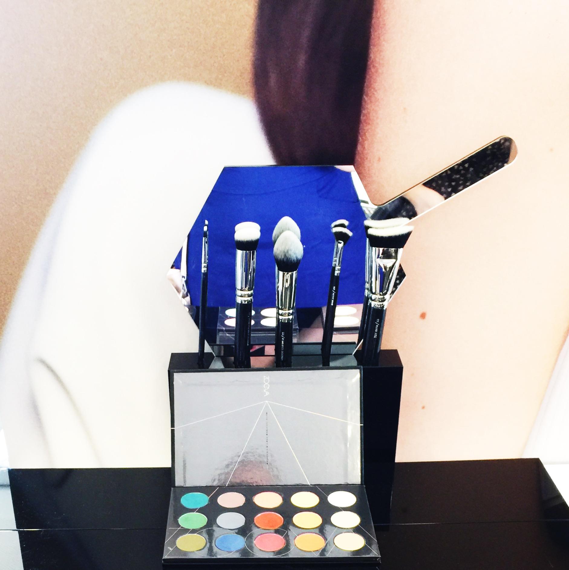 Marisa Robinson Beauty Blogger Sephora Exclusive Brands Showcase 2017 Zoeva