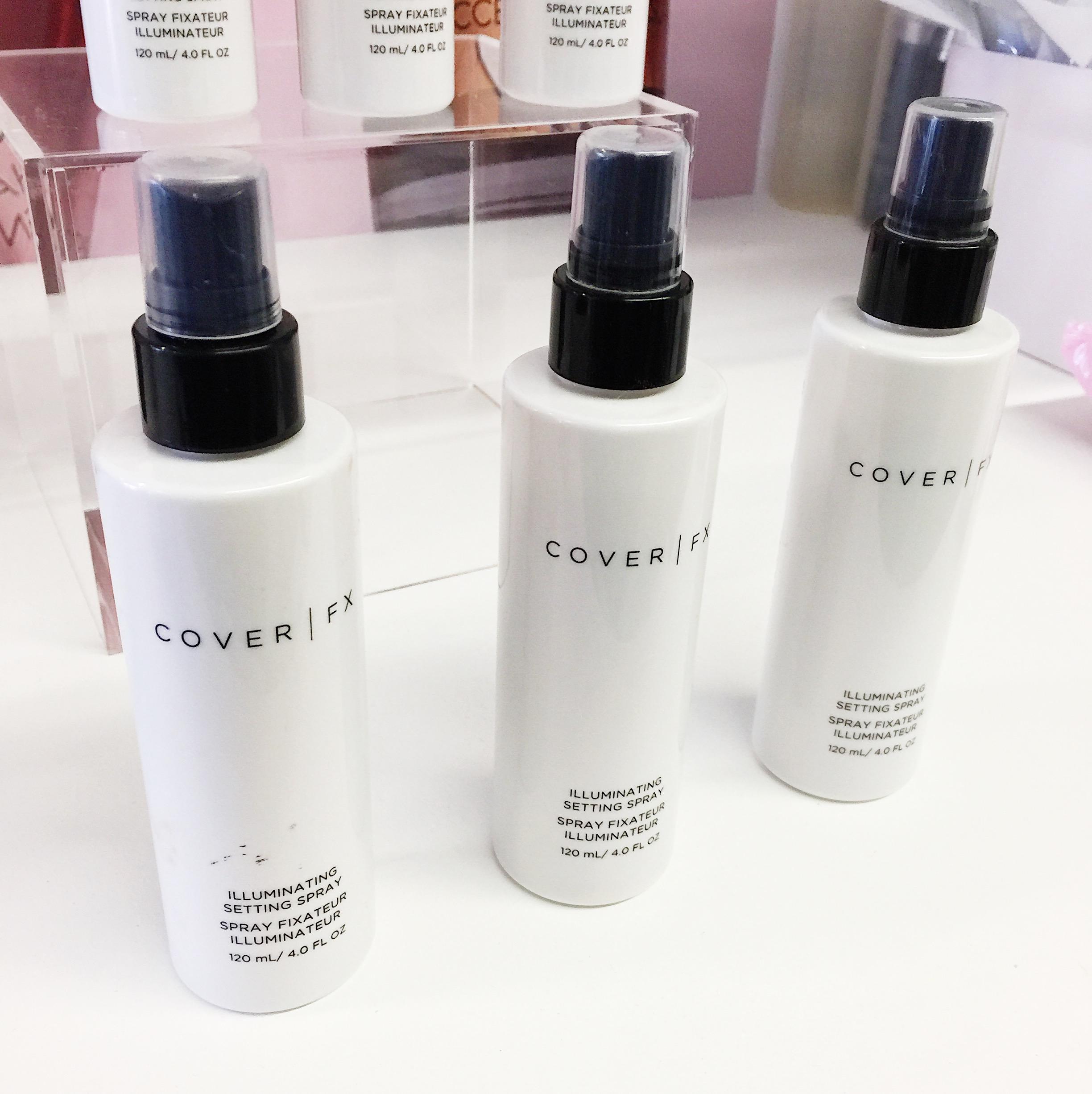 Marisa Robinson Beauty Blogger Sephora Exclusive Brands Showcase 2017 CoverFX
