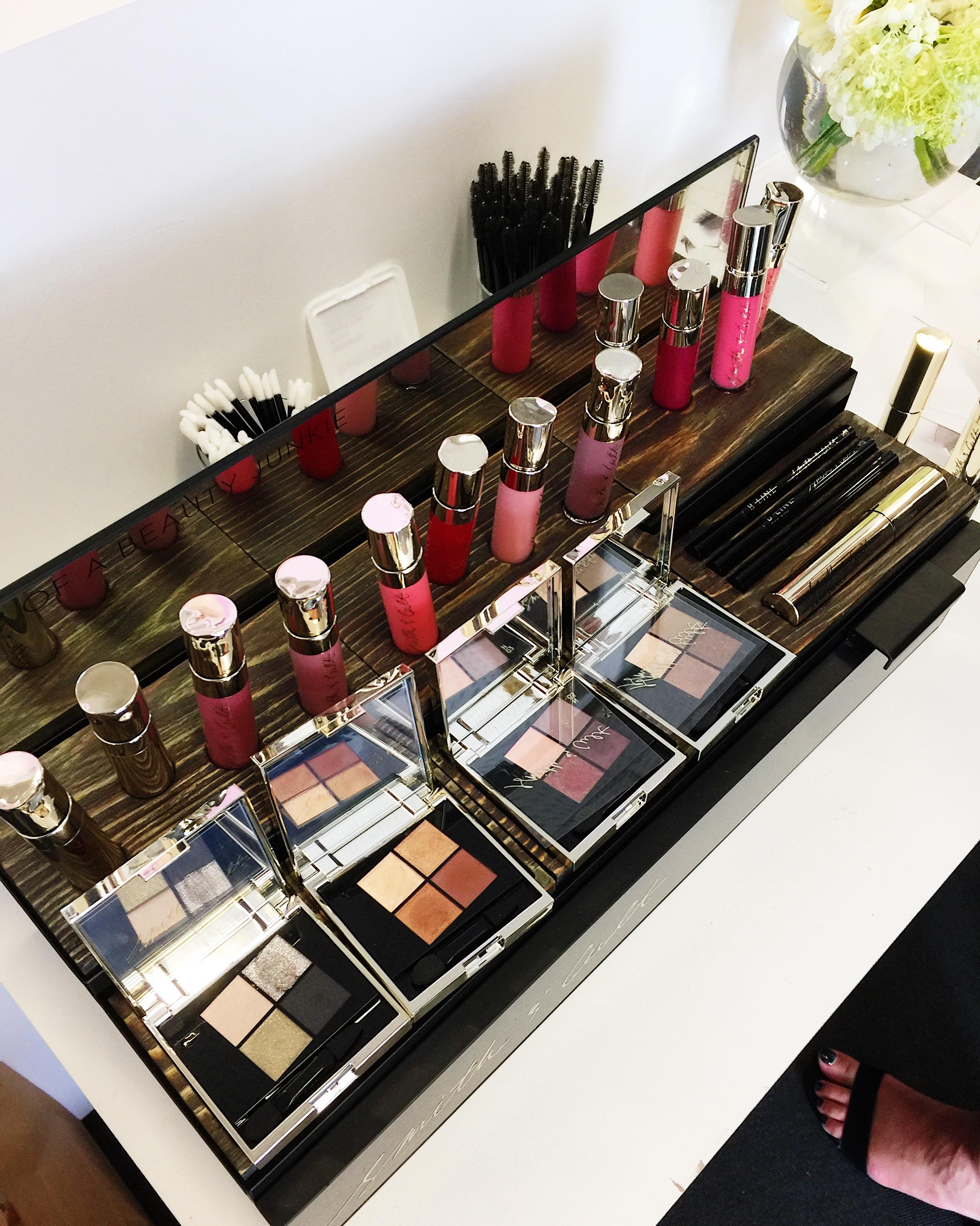Marisa Robinson Beauty Blogger Sephora Exclusive Brands Showcase 2017 Smith & Cult