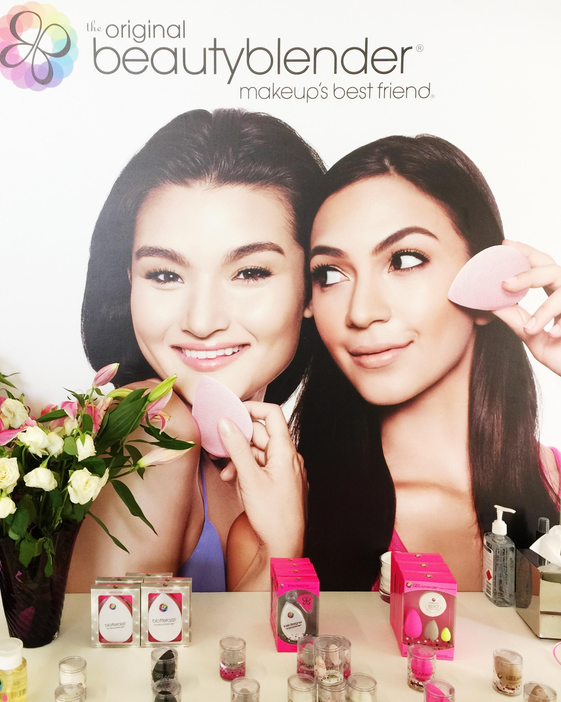 Marisa Robinson Beauty Blogger Sephora Exclusive Brands Showcase 2017 Beauty Blender