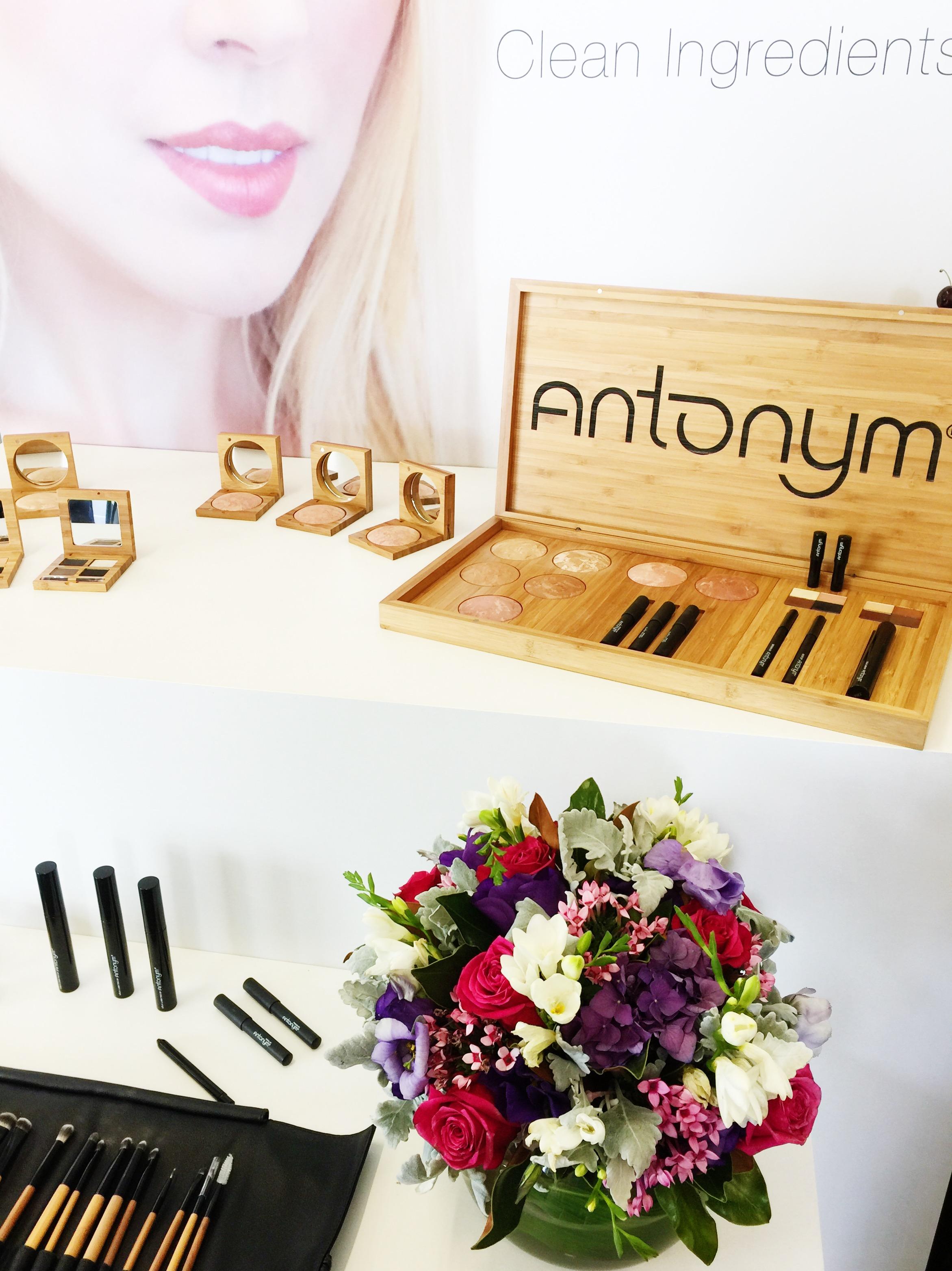 Marisa Robinson Beauty Blogger Sephora Exclusive Brands Showcase 2017 Antonym