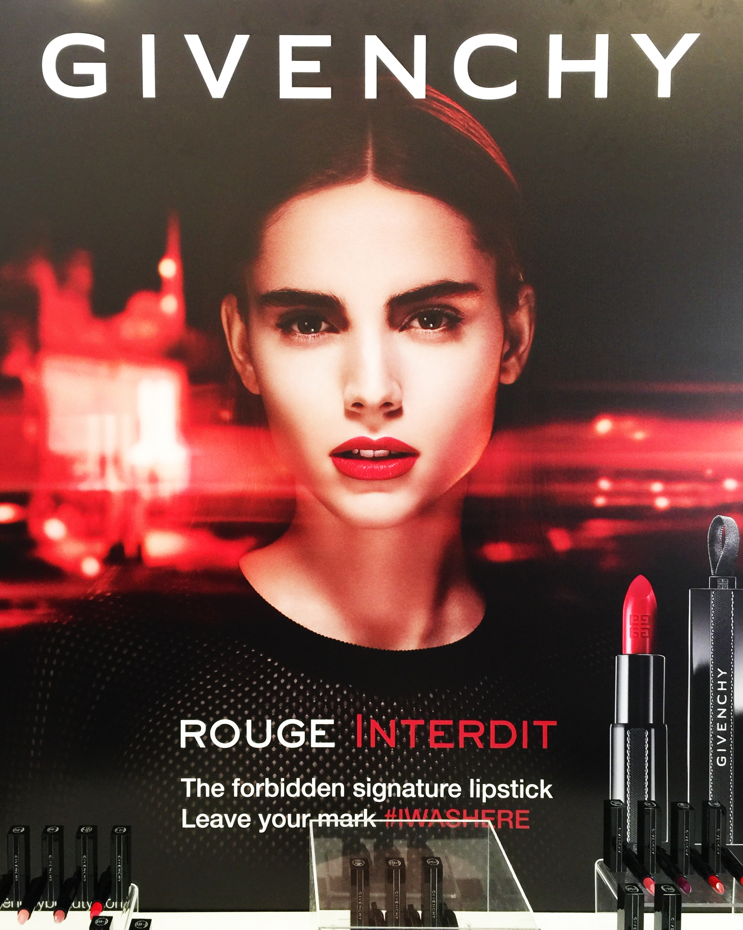 Marisa Robinson Beauty Blogger Sephora Exclusive Brands Showcase 2017 Givenchy