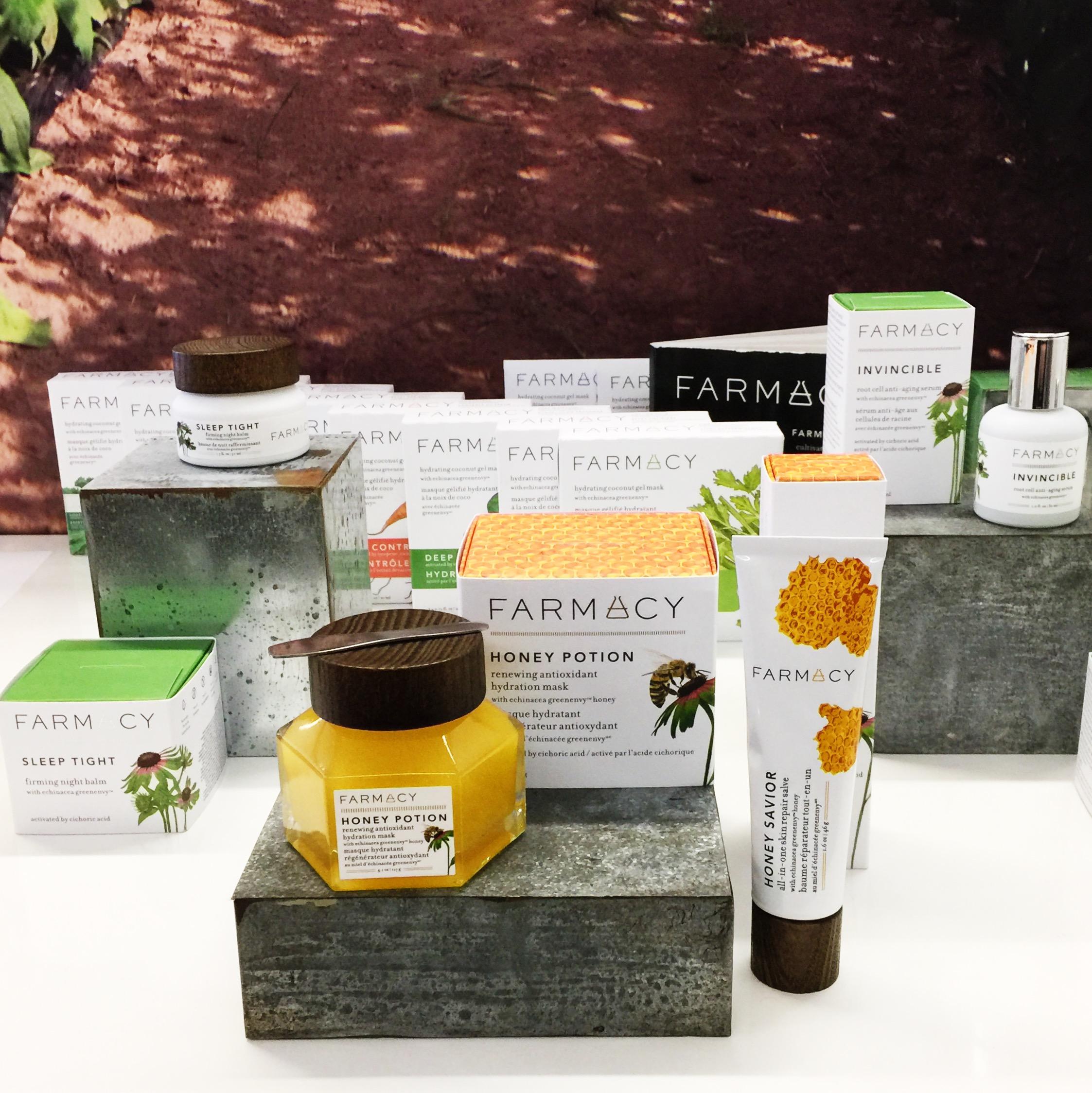 Marisa Robinson Beauty Blogger Sephora Exclusive Brands Showcase 2017 Farmacy