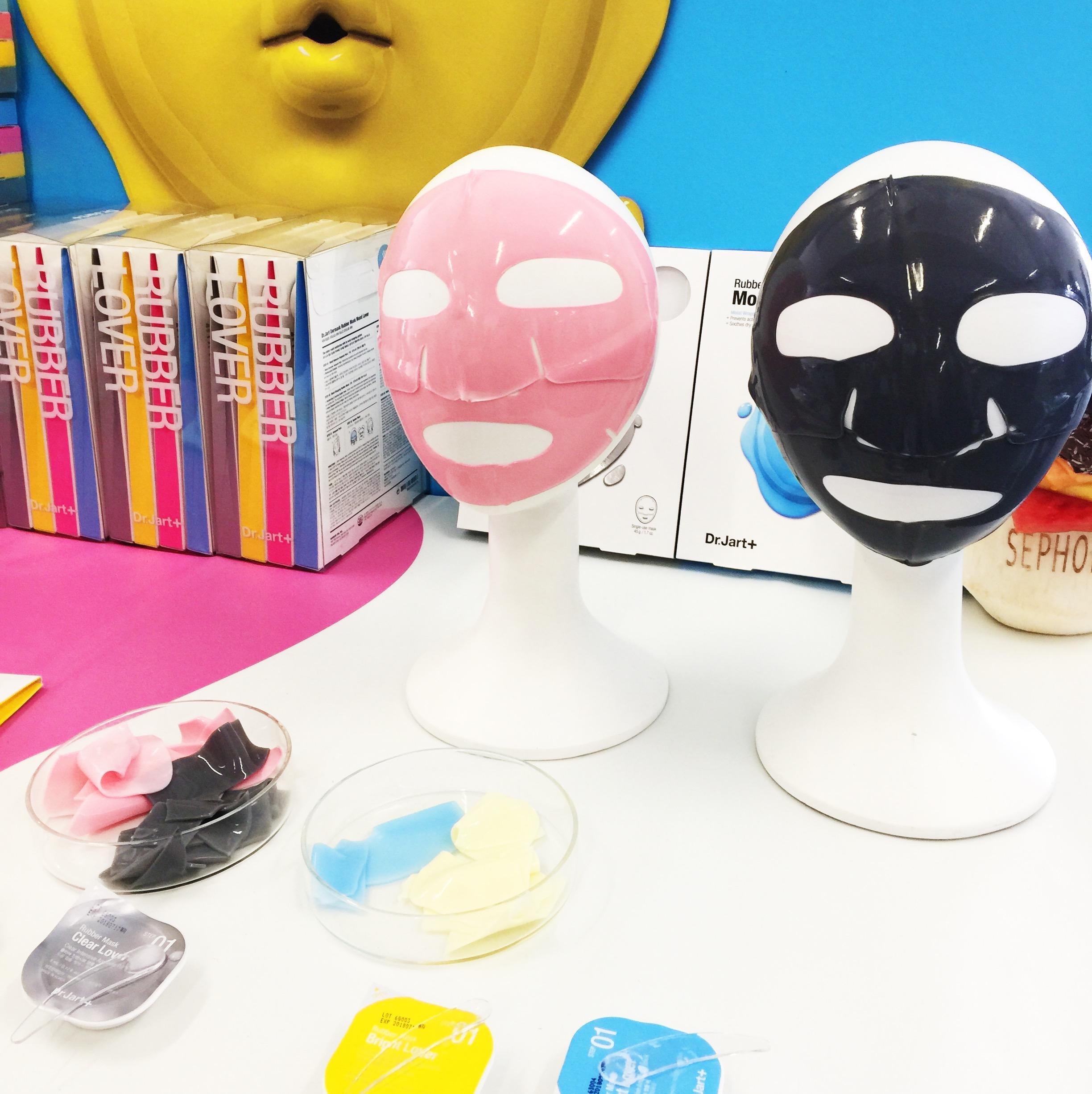 Marisa Robinson Beauty Blogger Sephora Exclusive Brands Showcase 2017 Dr Jart