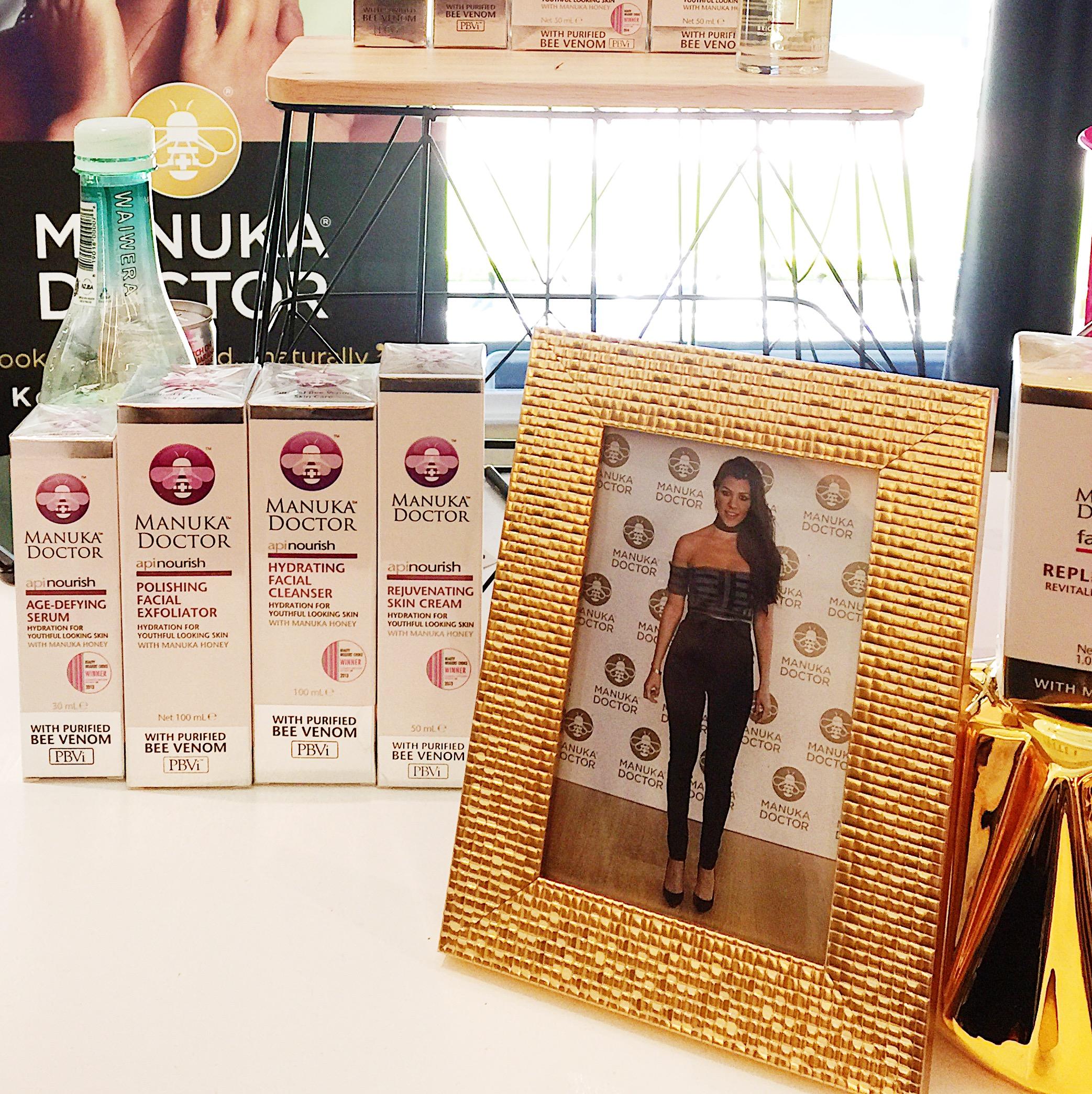 Marisa Robinson Beauty Blogger Priceline: The Beauty Prescription Event 2017 Manuka Doctor