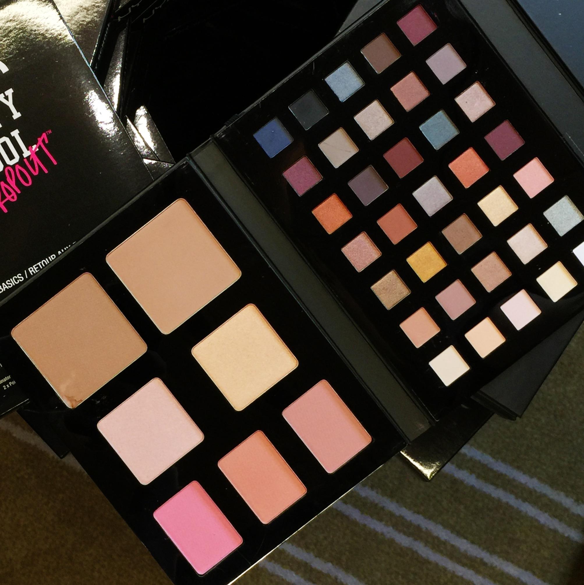 Marisa Robinson Beauty Blogger Priceline: The Beauty Prescription Event 2017 NYX Eyeshadow Palette