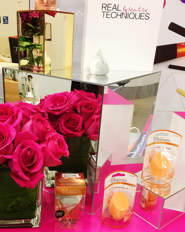 Marisa Robinson Beauty Blogger Priceline: The Beauty Prescription Event 2017 Real Techniques