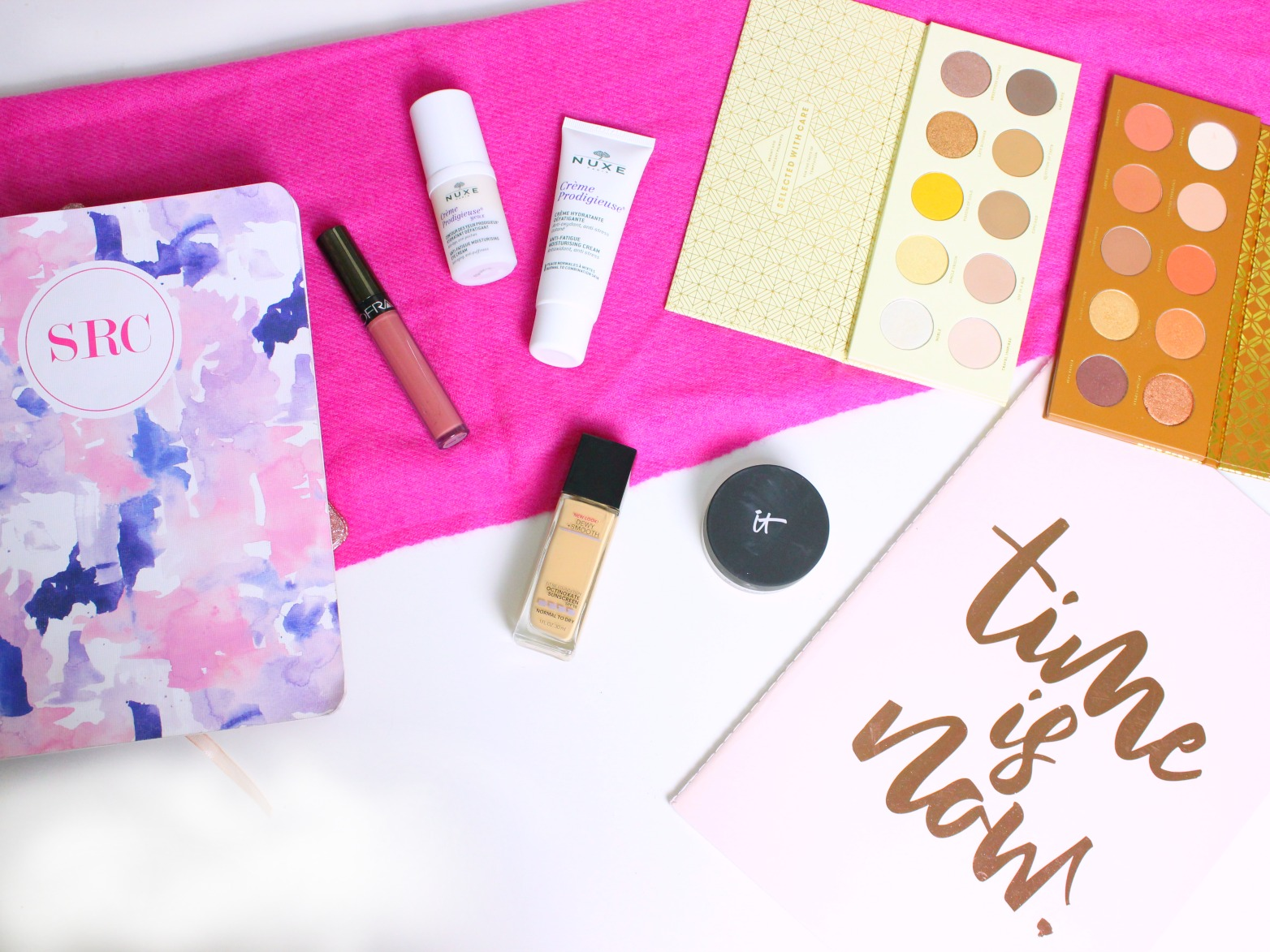 Marisa Robinson Beauty Blogger Spotlight Sarah Bows and Pleats