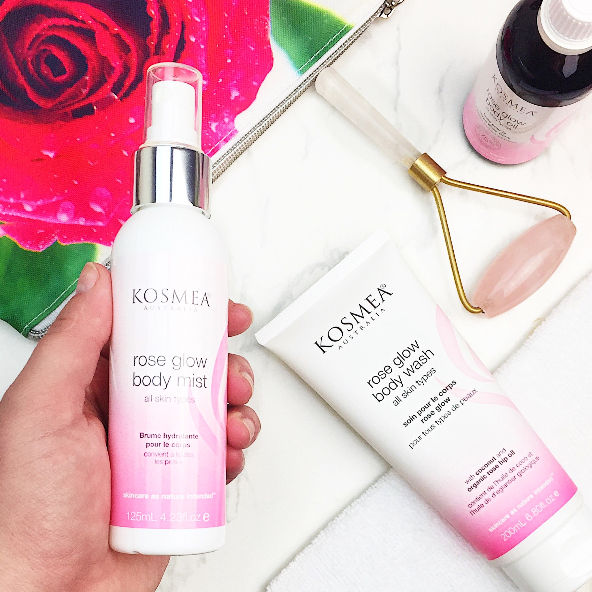 Marisa Robinson Beauty Blogger Kosmea Australia