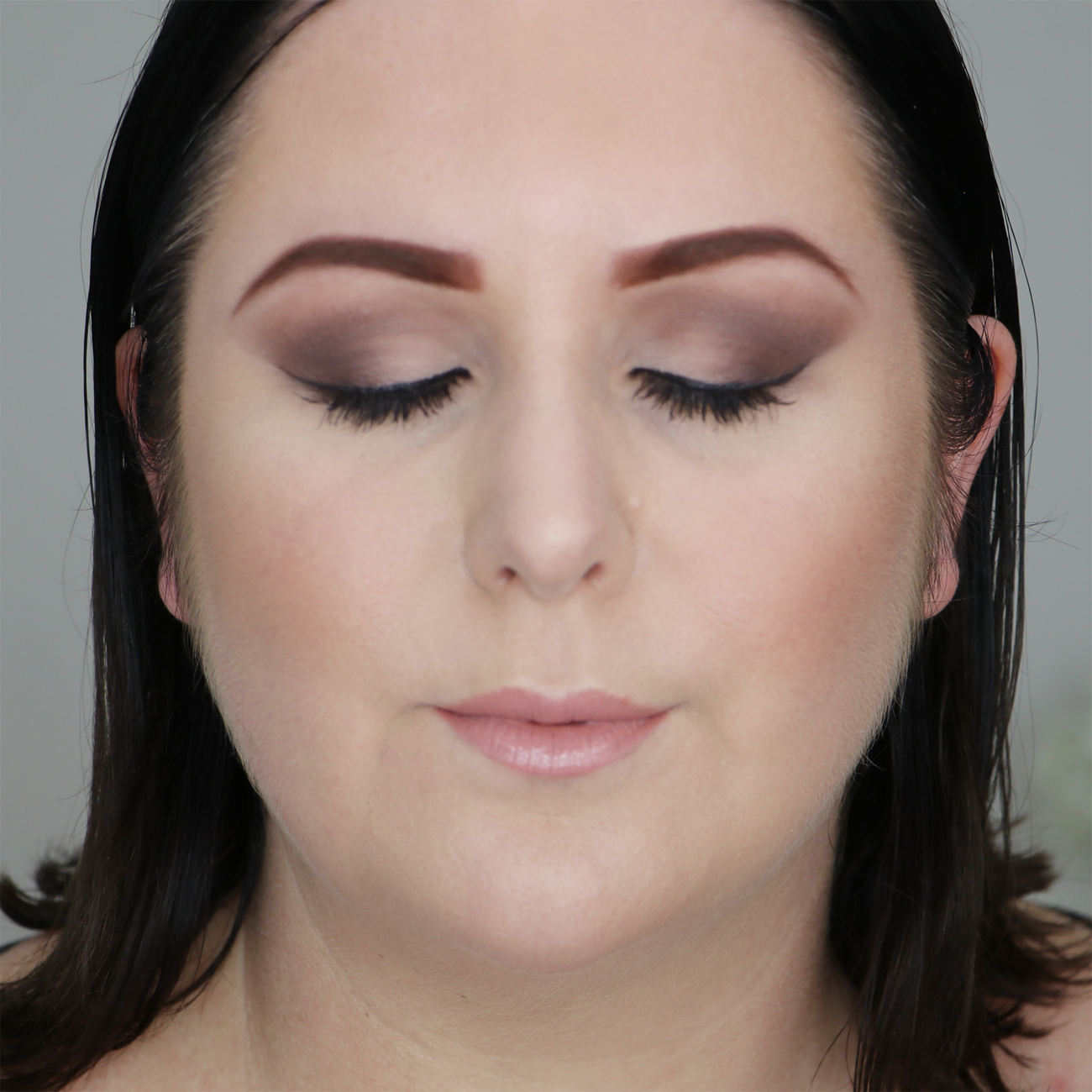 Marisa Robinson Beauty Blogger Rimmel Brow Shake Filling Powder After