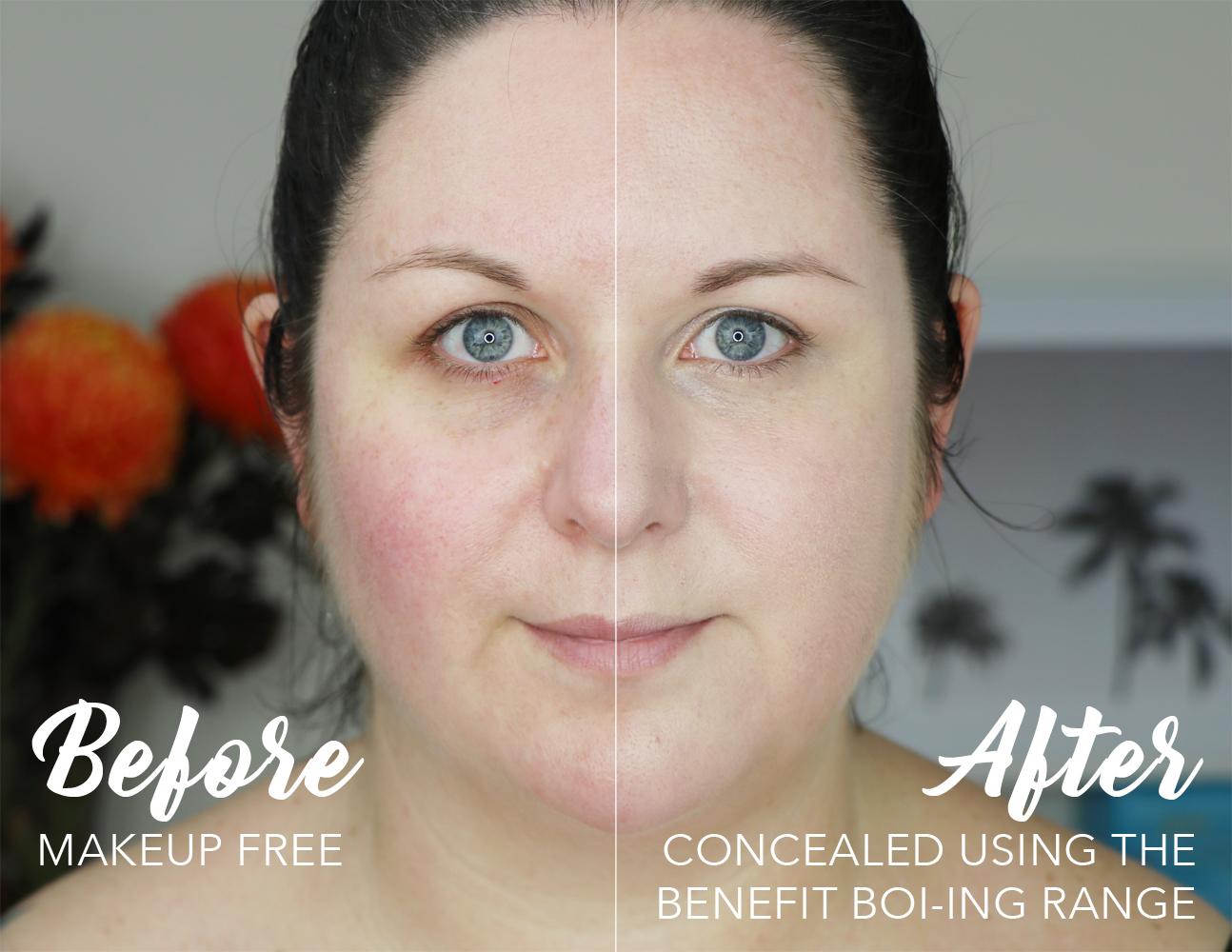 Benefit Cosmetics Boi Ing Concealer