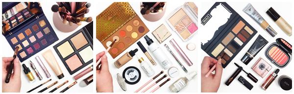 Marisa Robinson Beauty Instagram Flat Lays and Photos