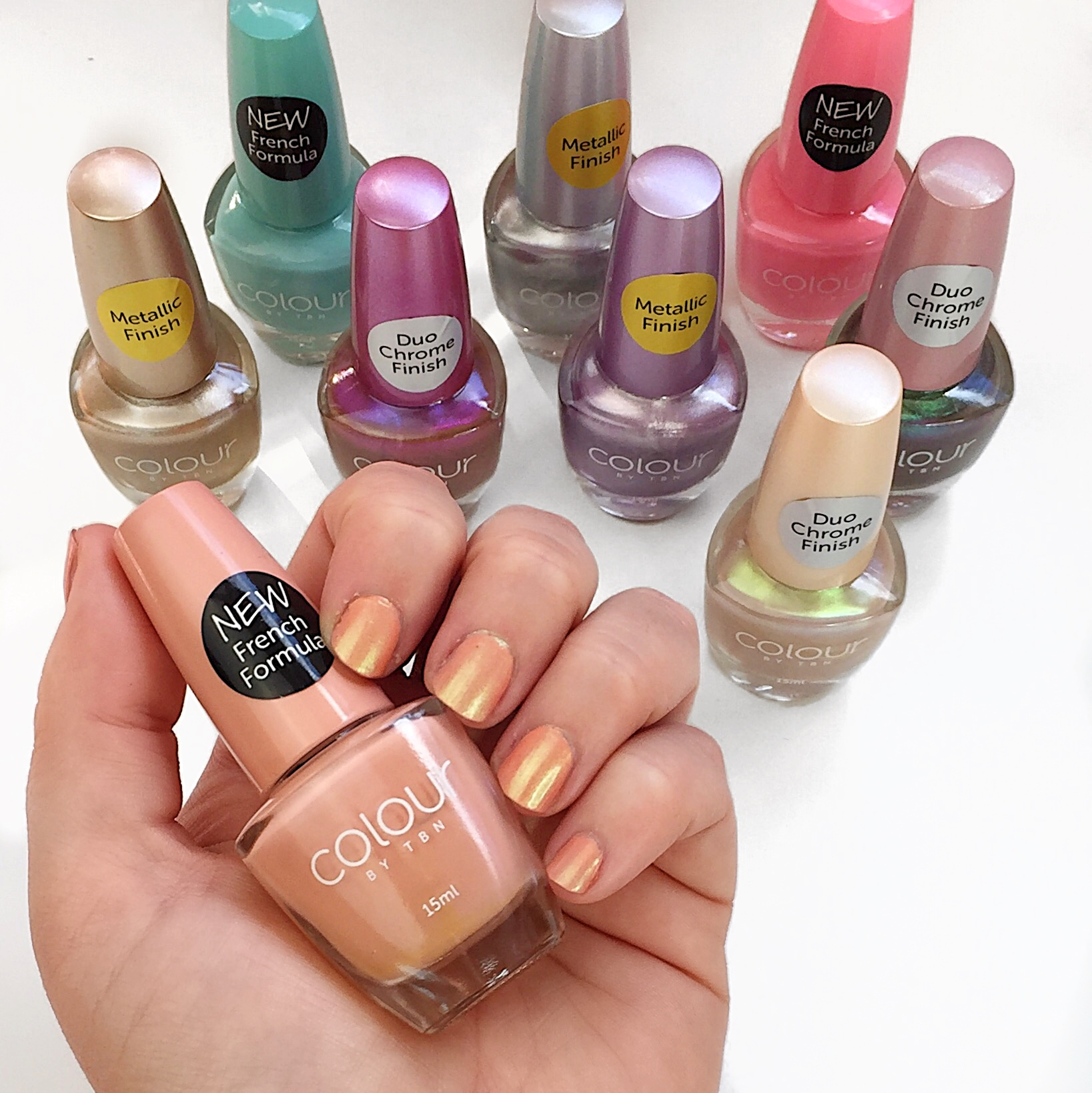 Marisa Robinson Beauty Colour by TBN Nail Polish