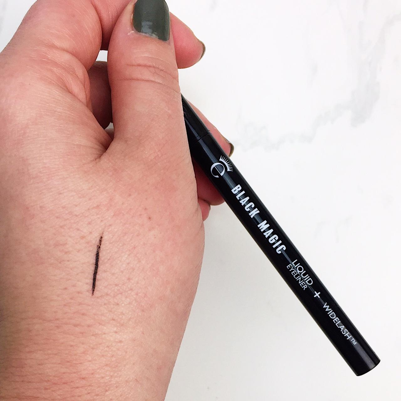 Marisa Robinson Beauty Eyeko Black Magic Liquid Eyeliner