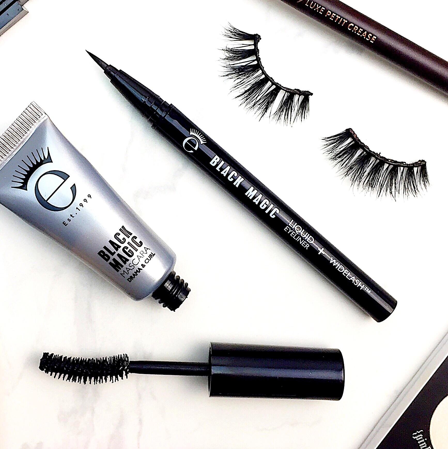 Marisa Robinson Beauty Eyeko Black Magic Liquid Eyeliner and Mascara