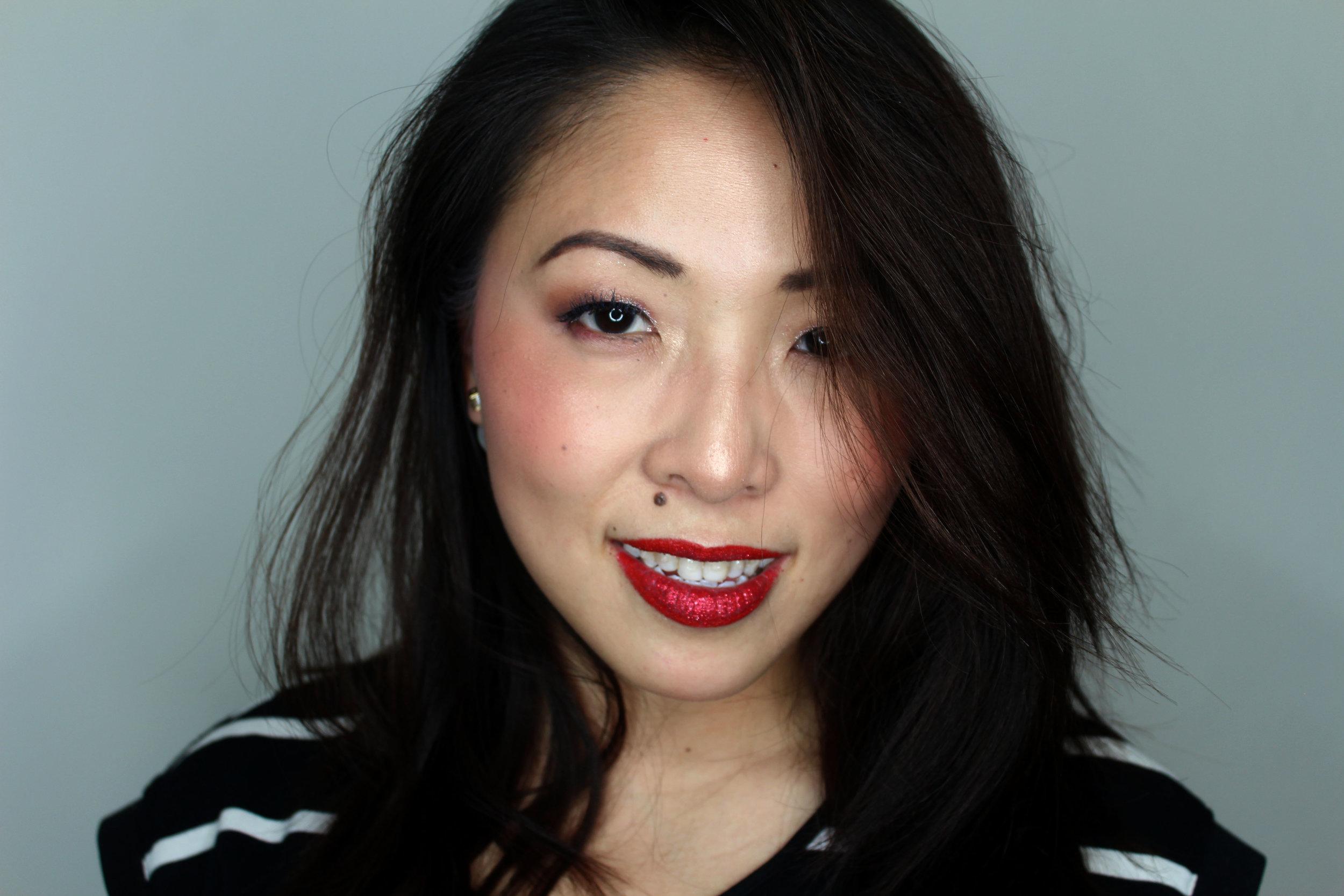 Marisa Robinson Beauty Australis Glitterati Lip Kit Temporary Princess