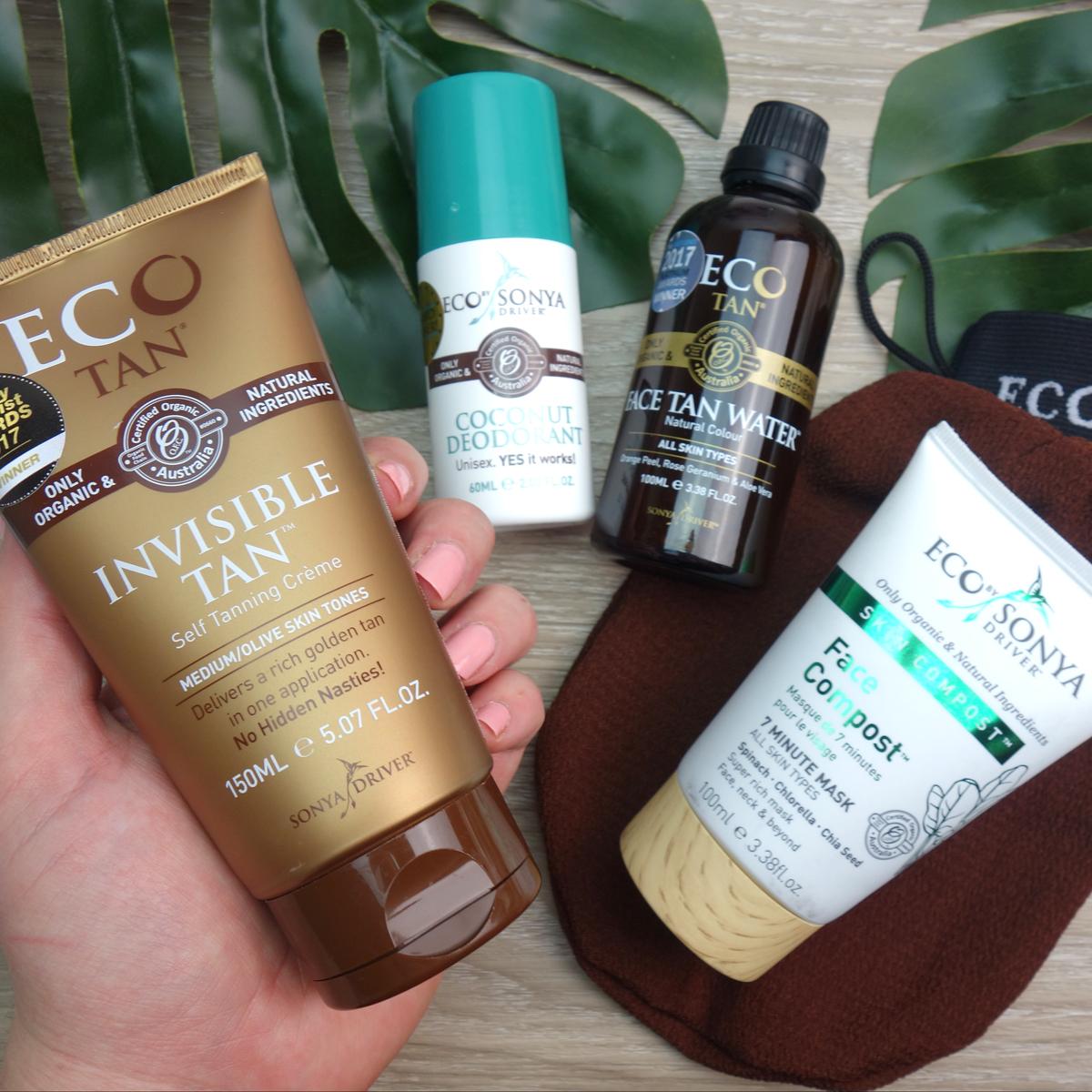 Bellabox x Eco Tan Beauty Box