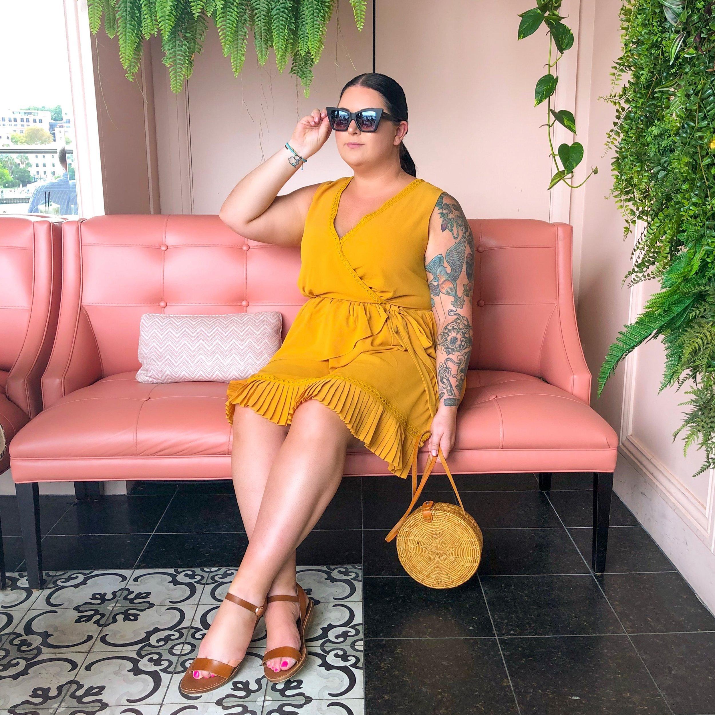 Yellow Plus Fashion Marisa Robinson