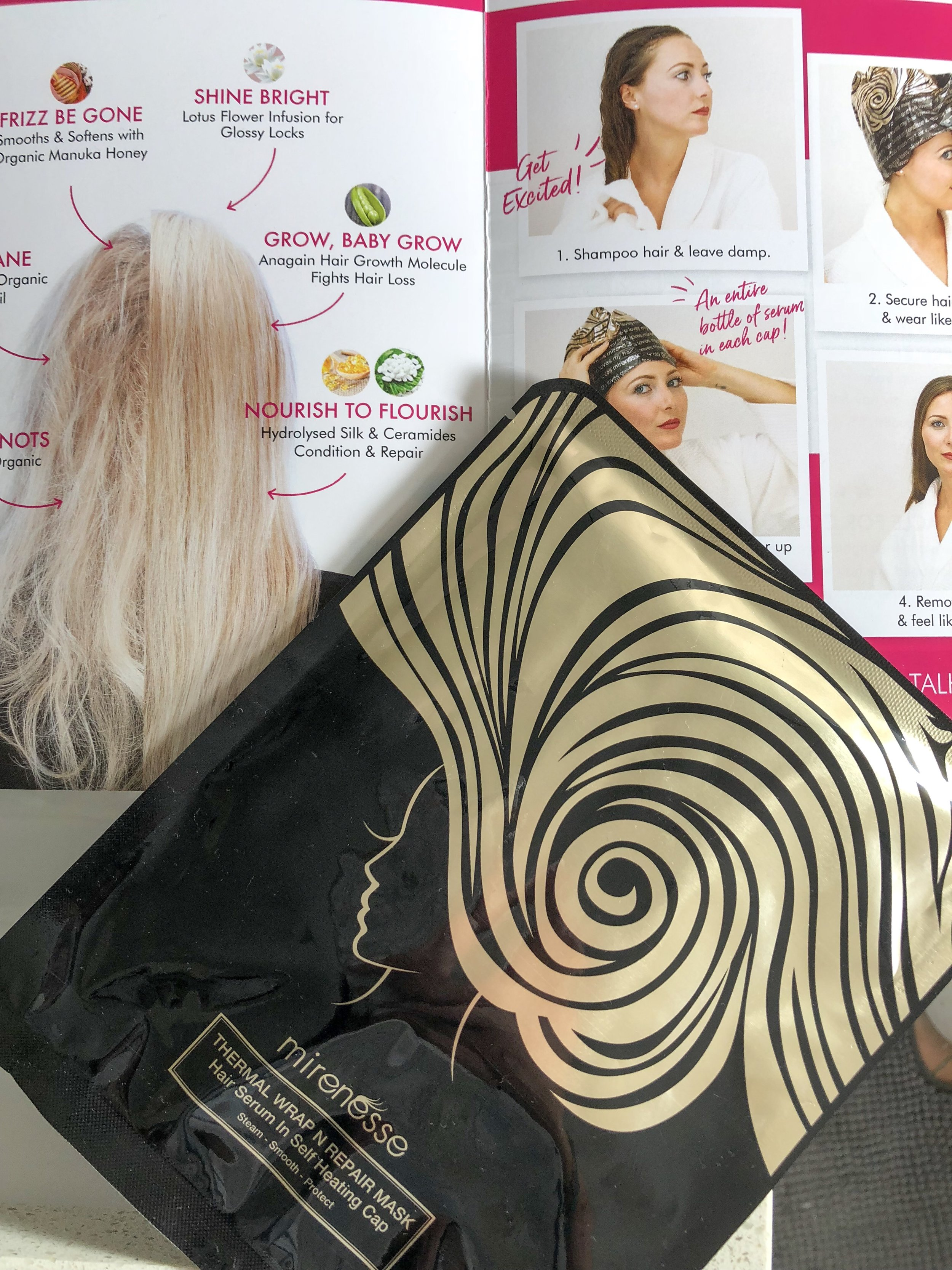 Mirenesse Hair Mask Review Marisa Robinson Beauty