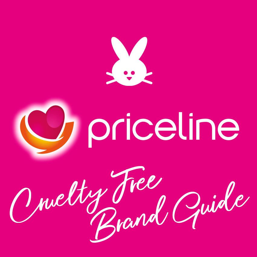 Priceline Cruelty Free Brands Guide