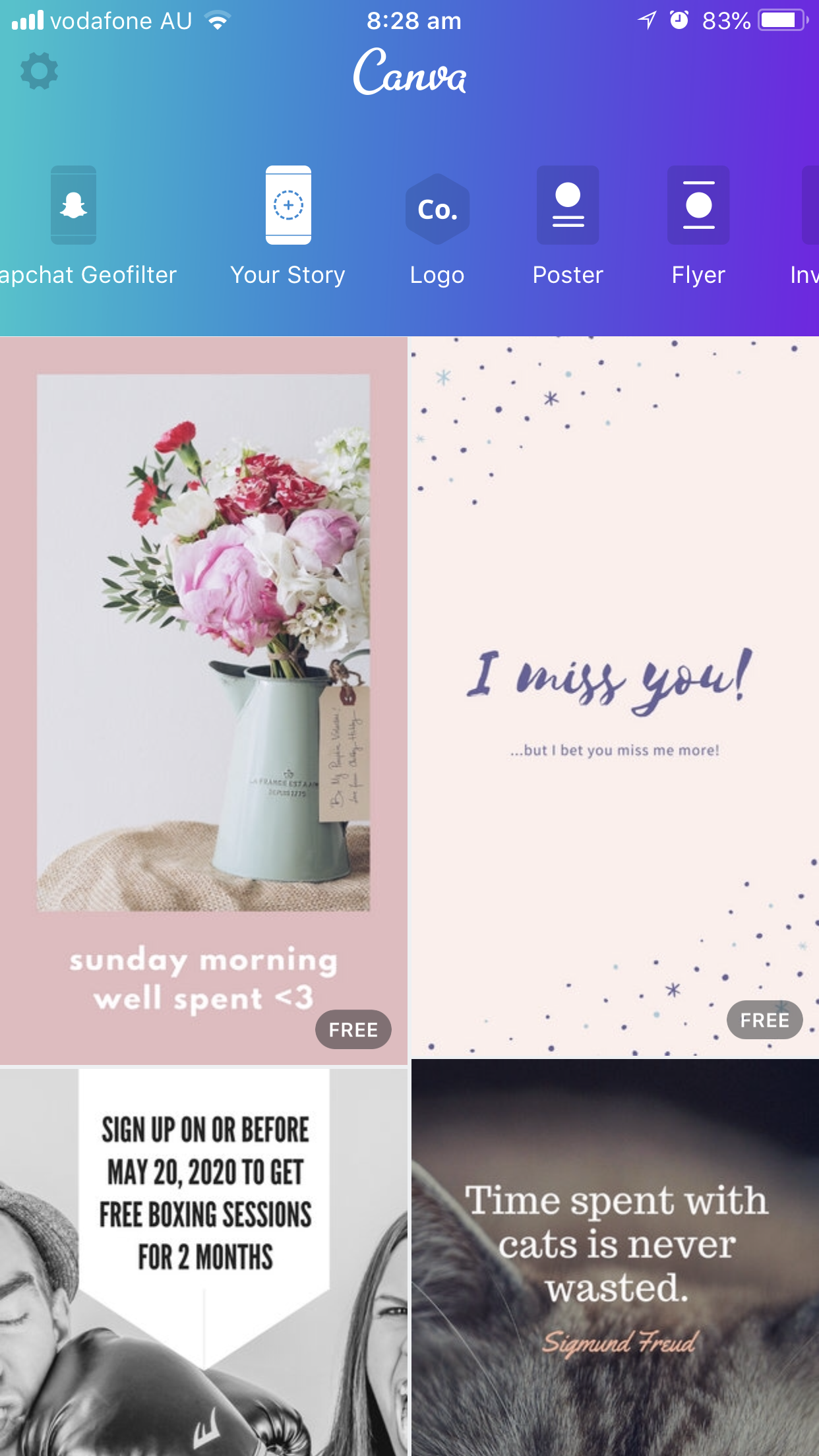 Canva App For Instagram Stories
