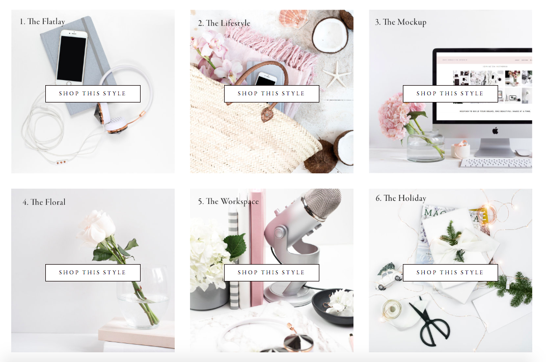 Her Creative Studio Stock Images