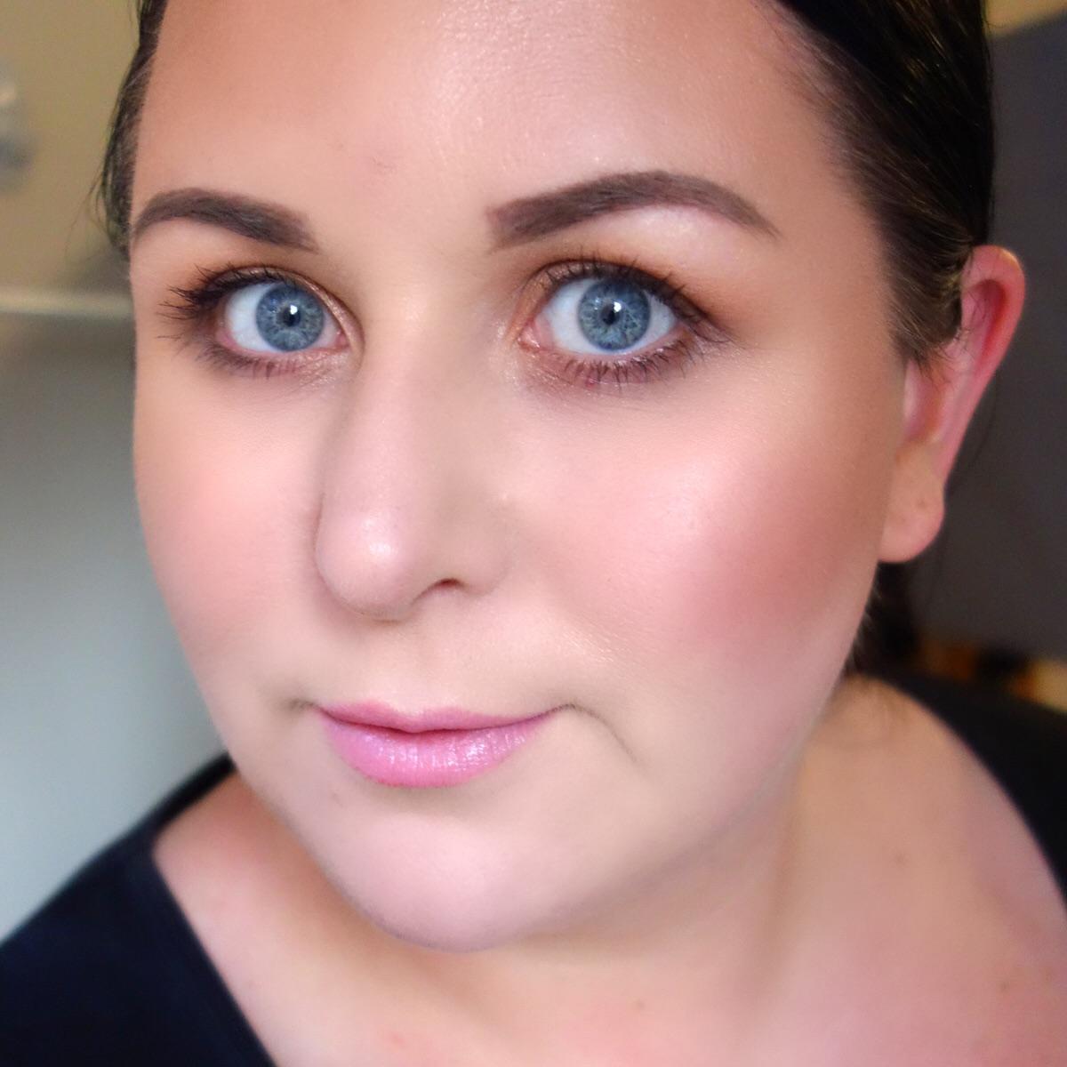 Marisa Robinson Beauty Youngblood Cosmetics Sheer Lip Crayons Pink Bikini